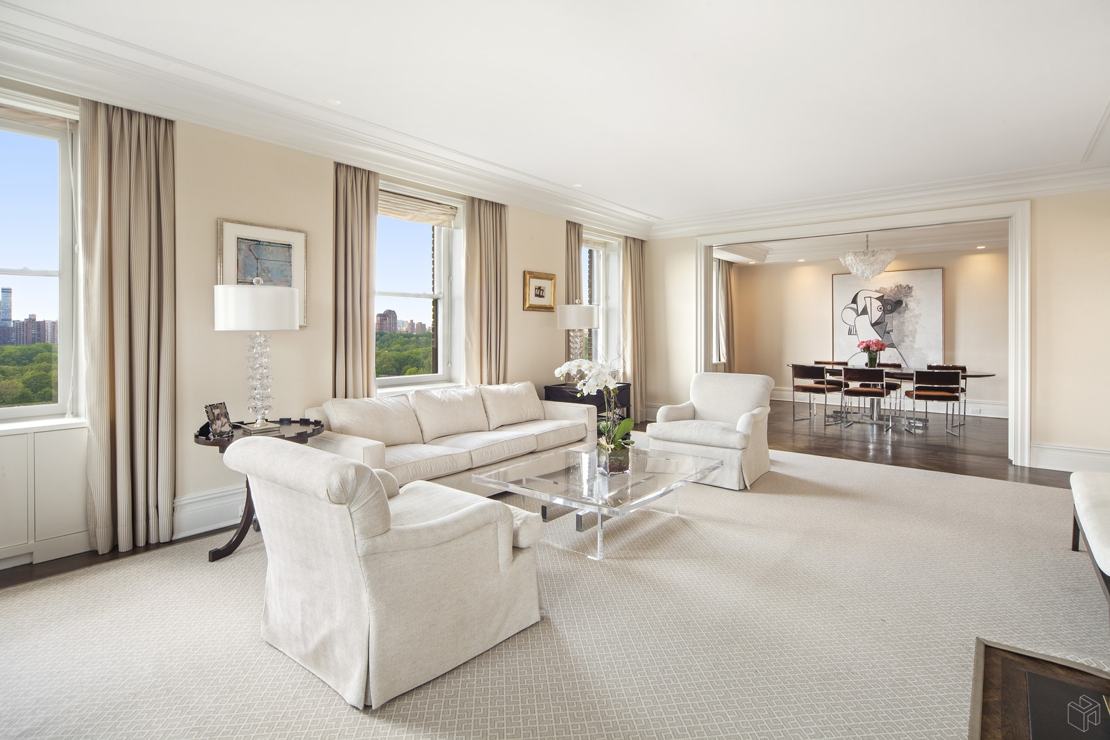 1165 Fifth Avenue 15pha, Upper East Side, NYC, 10029, $12,250,000, Property For Sale, Halstead Real Estate, Photo 5