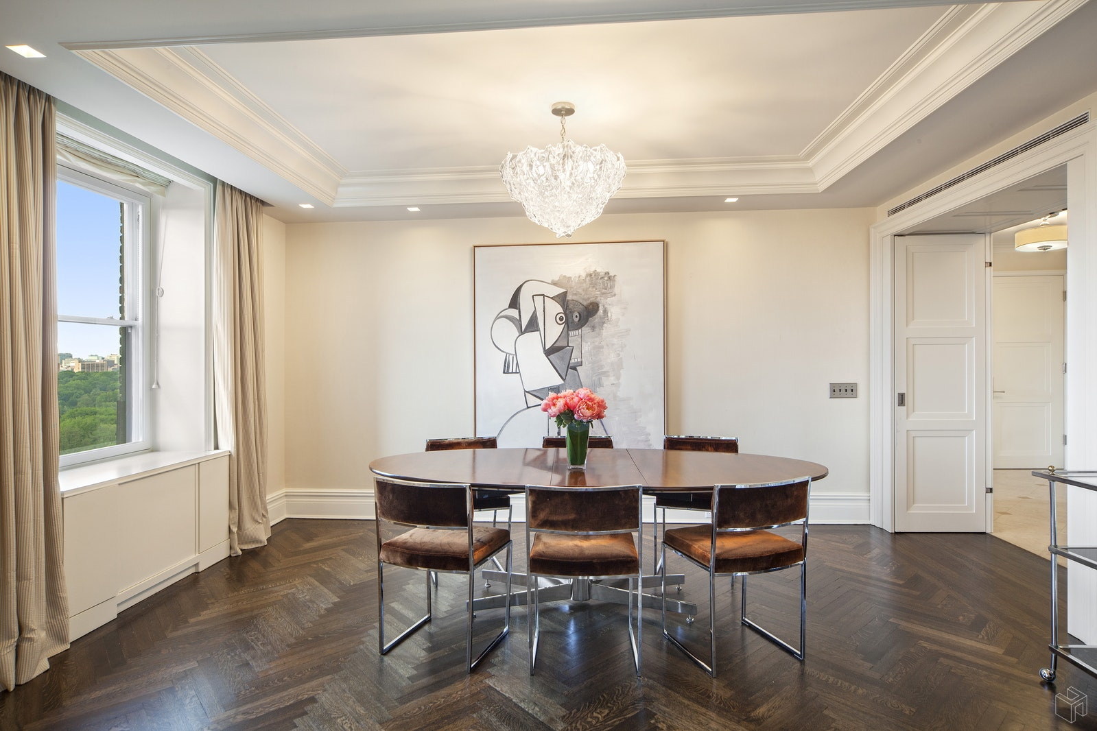 1165 Fifth Avenue 15pha, Upper East Side, NYC, 10029, $12,250,000, Property For Sale, Halstead Real Estate, Photo 6