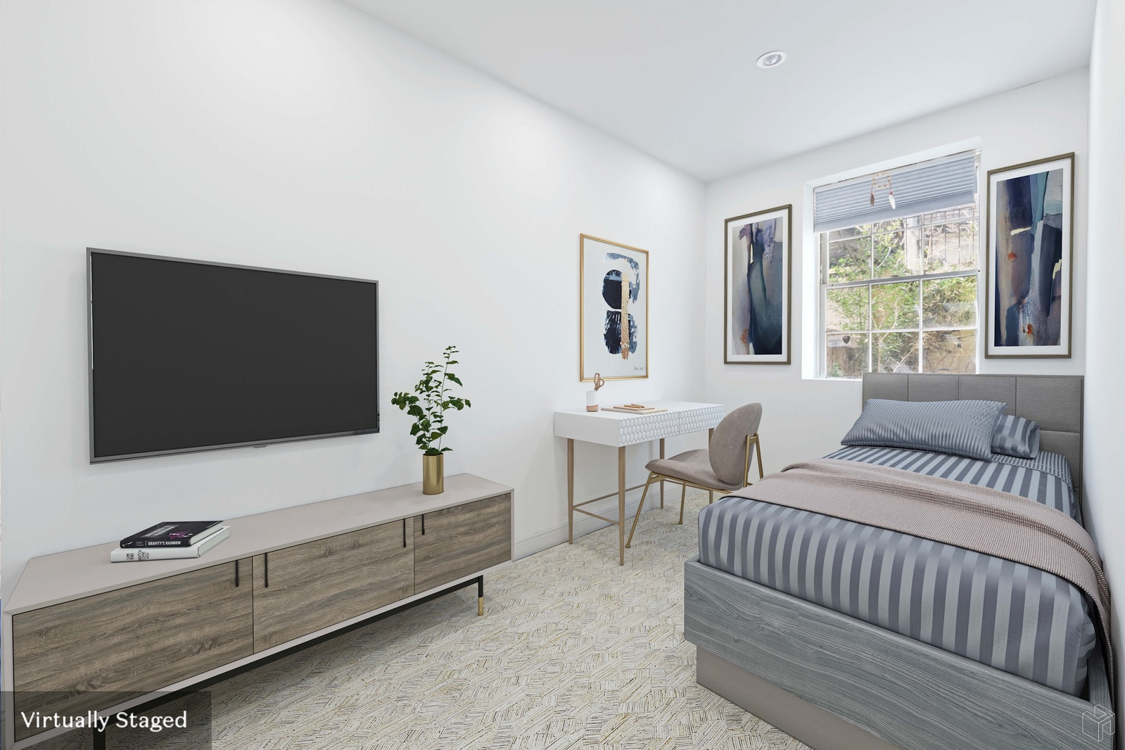 460 West 23rd Street Gb, Chelsea, NYC, 10011, $745,000, Sold Property, Halstead Real Estate, Photo 2