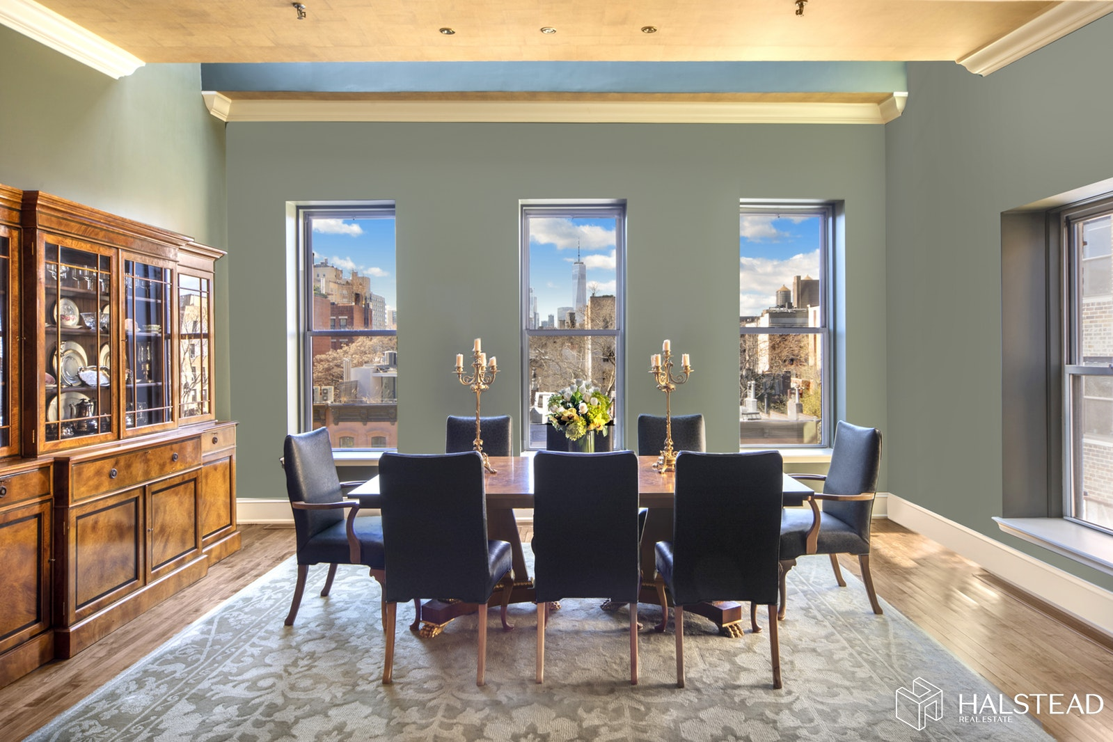 30 West 13th Street, Greenwich Village, NYC, 10011, $5,395,000, Property For Sale, Halstead Real Estate, Photo 3
