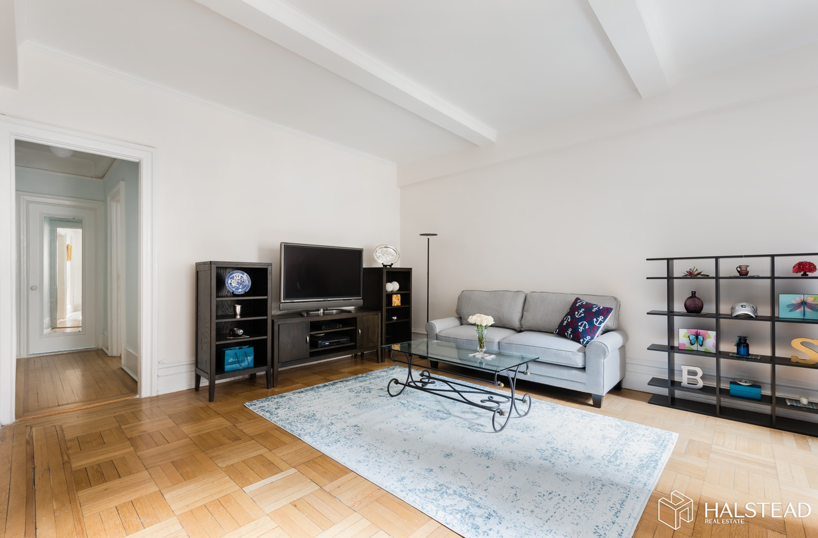 300 Riverside Drive 7d, Upper West Side, NYC, 10025, $780,000, Sold Property, Halstead Real Estate, Photo 1