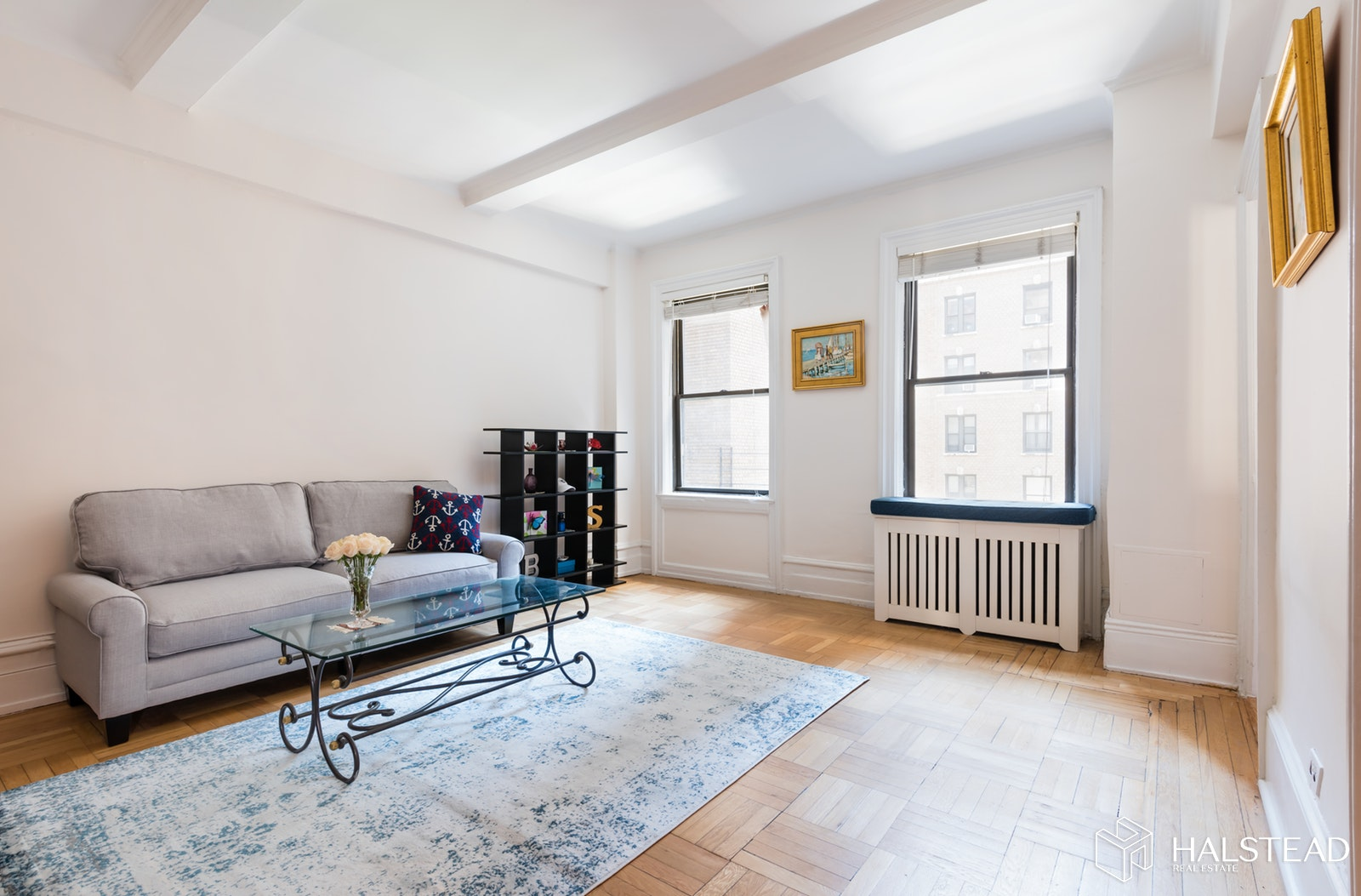 300 Riverside Drive 7d, Upper West Side, NYC, 10025, $780,000, Sold Property, Halstead Real Estate, Photo 2