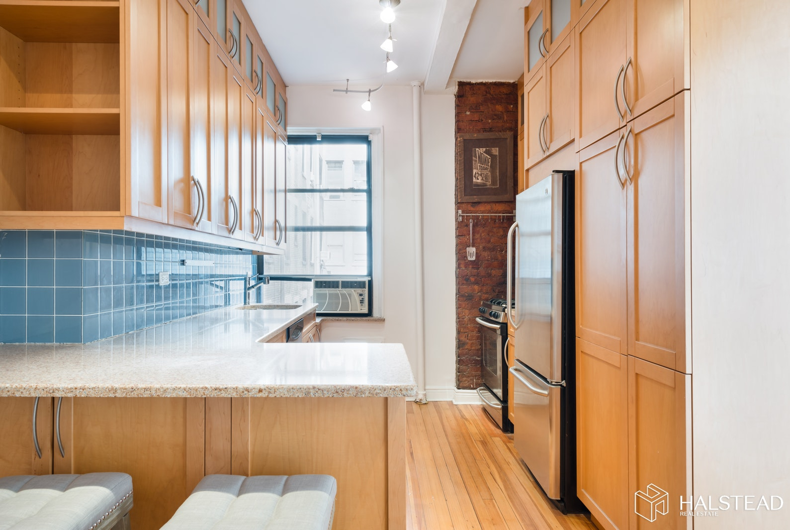 300 Riverside Drive 7d, Upper West Side, NYC, 10025, $780,000, Sold Property, Halstead Real Estate, Photo 3