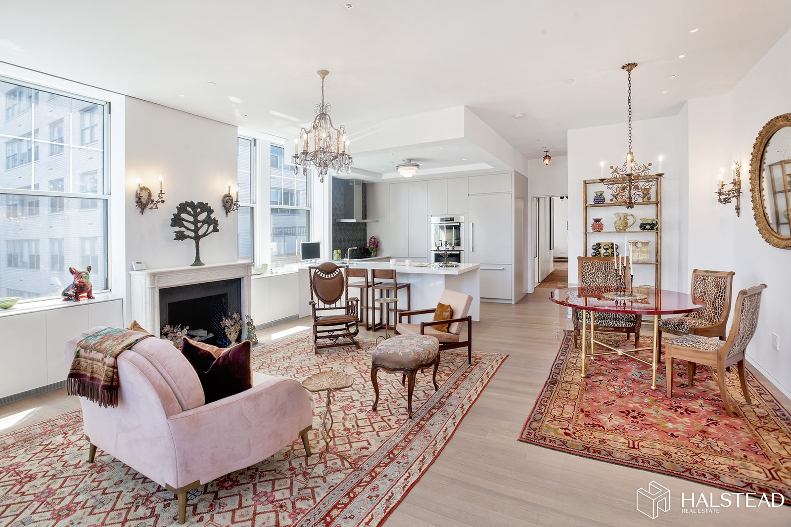 27 West 72nd Street, Upper West Side, NYC, 10023, $5,595,000, Property For Sale, Halstead Real Estate, Photo 6