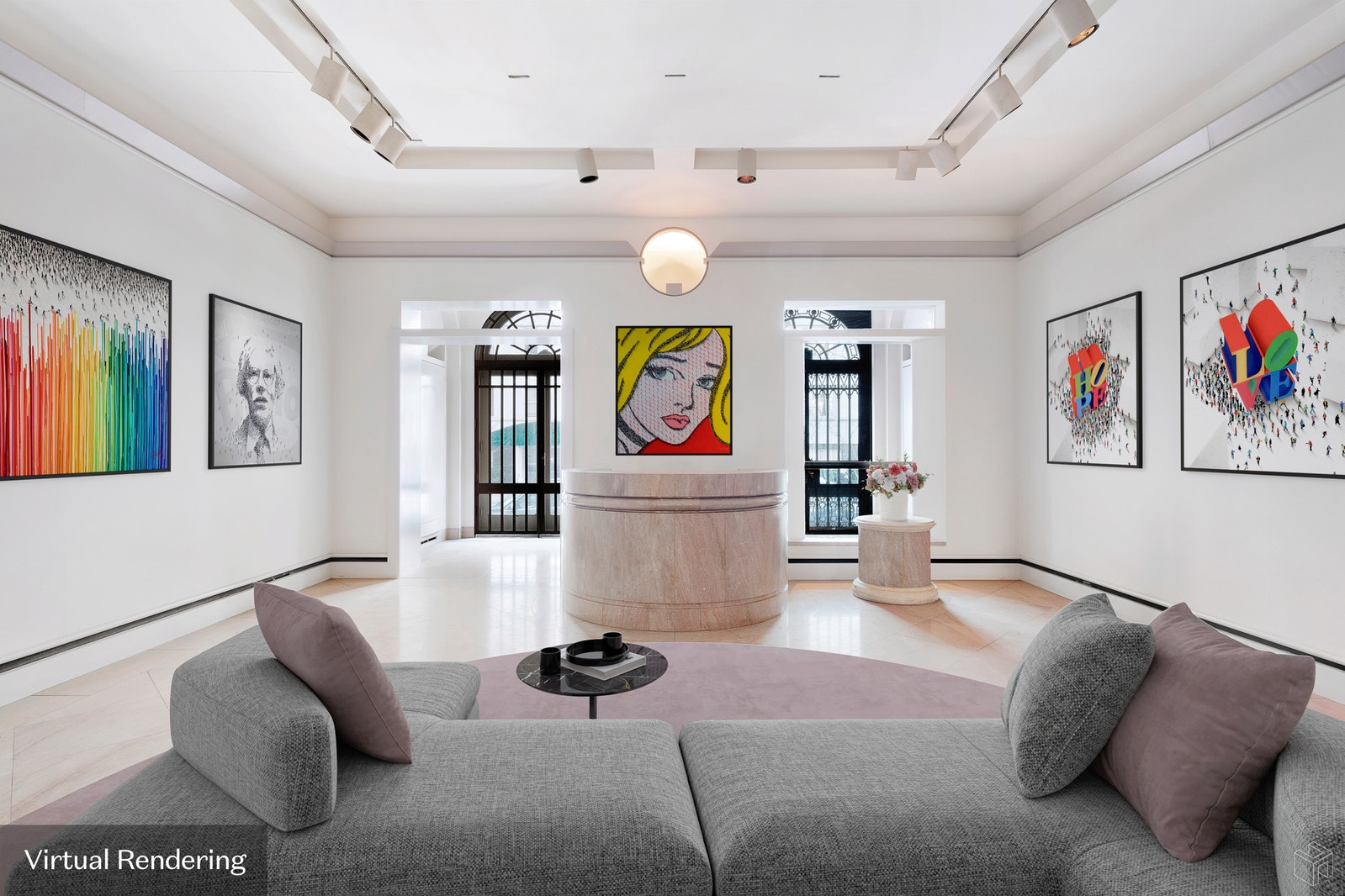 11 East 70th Street Gallery/1A, Upper East Side, NYC, 10021, $10,950,000, Property For Sale, Halstead Real Estate, Photo 4