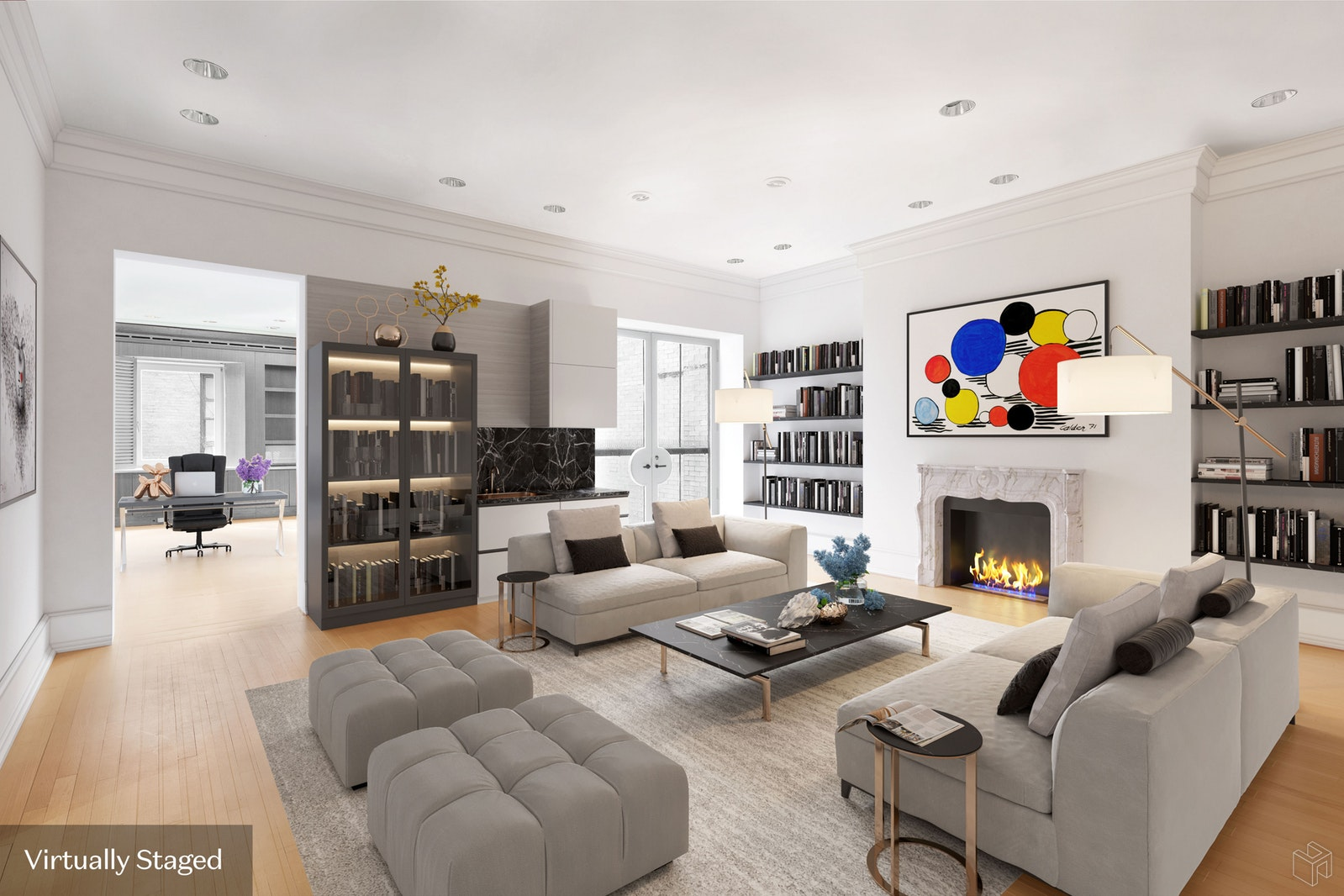 11 East 70th Street Gallery/1A, Upper East Side, NYC, 10021, $10,950,000, Property For Sale, Halstead Real Estate, Photo 8