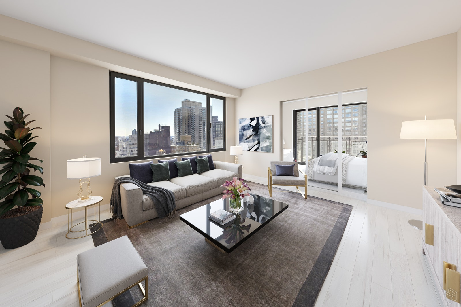 303 East 57th Street 23b, Midtown East, NYC, 10022, $725,000, Property For Sale, Halstead Real Estate, Photo 1