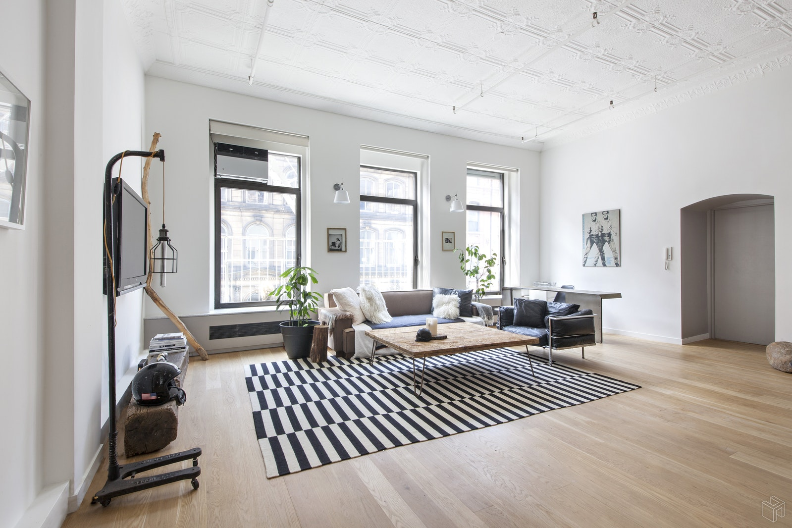 104 Reade Street, Tribeca, NYC, 10013, Price Not Disclosed, Rented Property, Halstead Real Estate, Photo 1