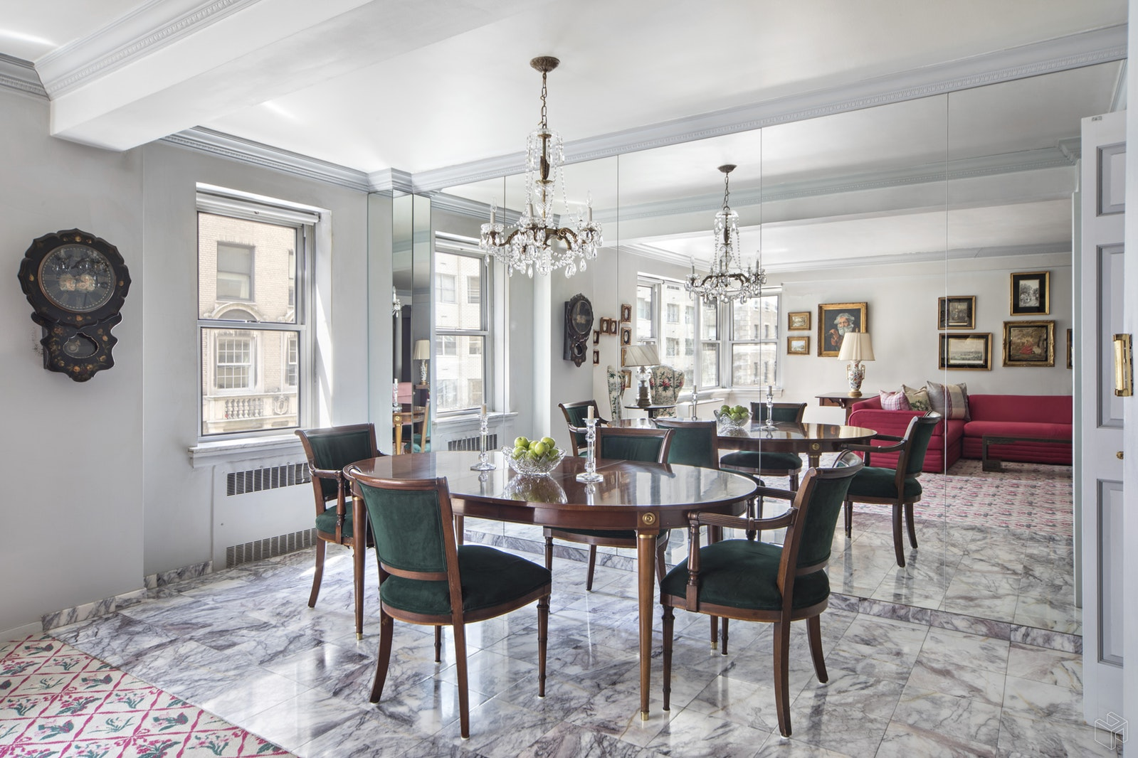 1025 Fifth Avenue 6ds, Upper East Side, NYC, 10028, $1,650,000, Property For Sale, Halstead Real Estate, Photo 3