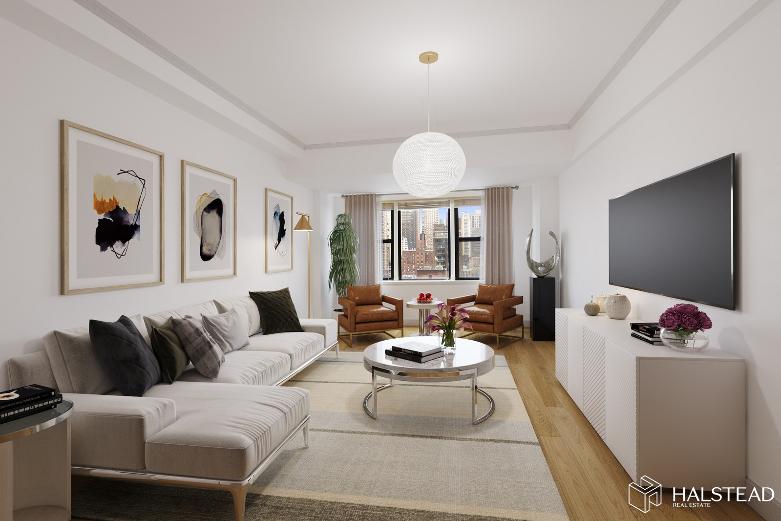 220 East 54th Street, Midtown East, NYC, 10022, $685,000, Property For Sale, Halstead Real Estate, Photo 1