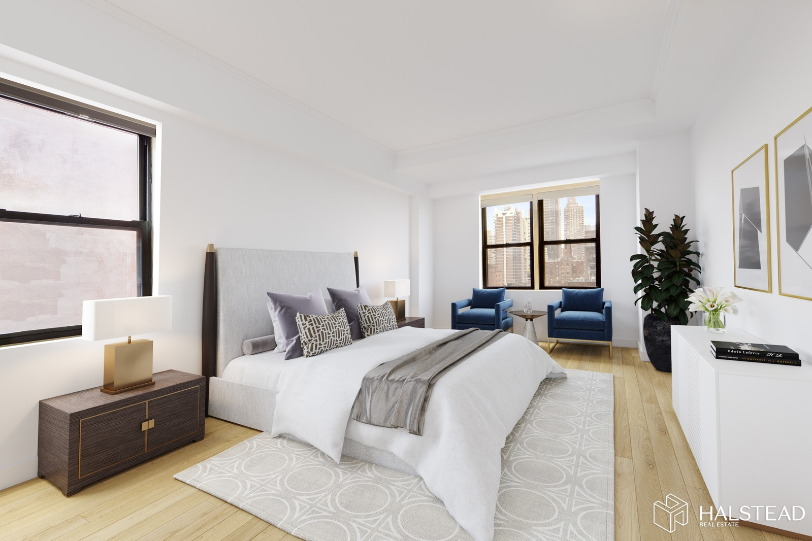 220 East 54th Street, Midtown East, NYC, 10022, $685,000, Property For Sale, Halstead Real Estate, Photo 3