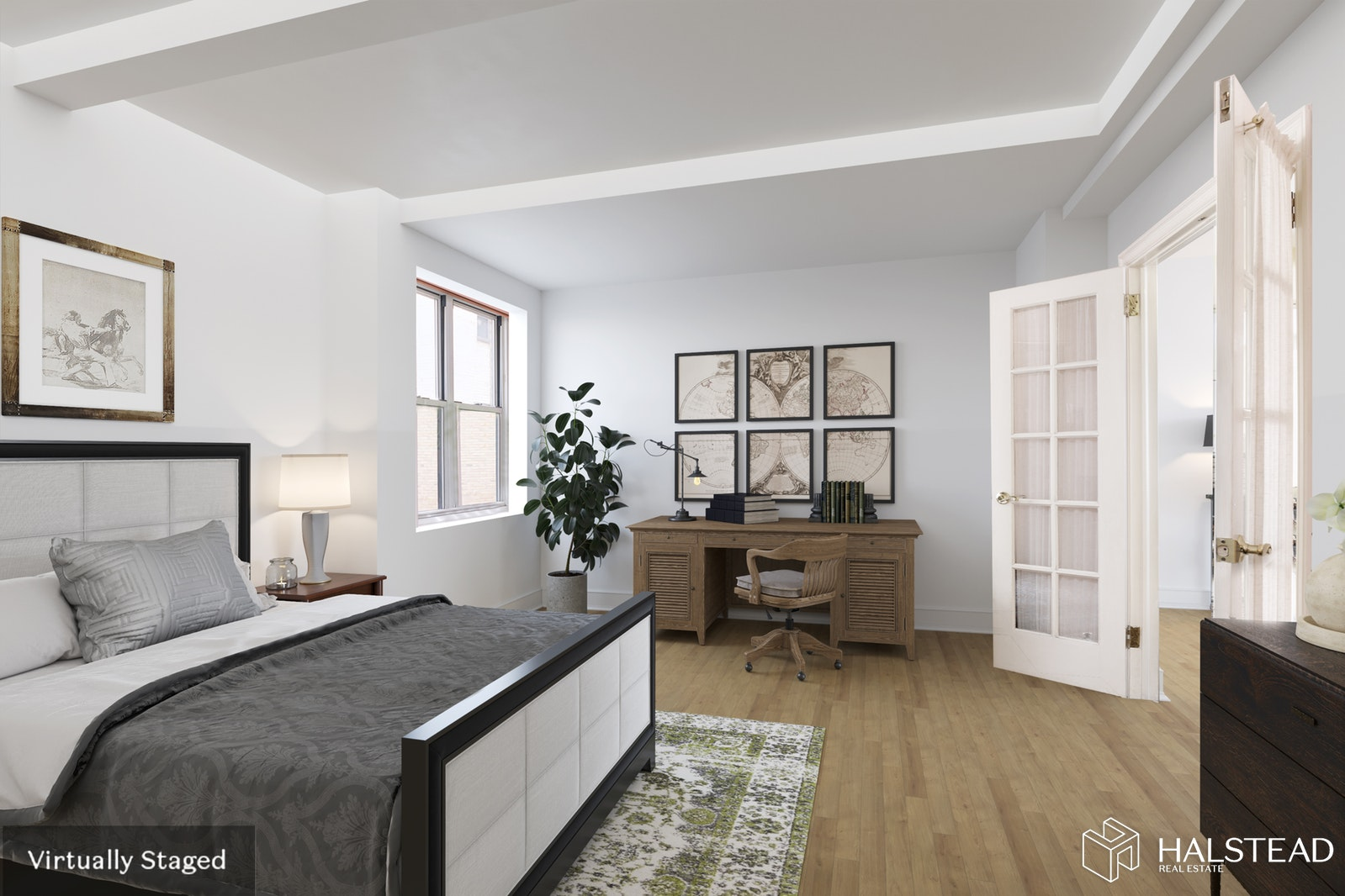 444 East 52nd Street, Midtown East, NYC, 10022, $995,000, Sold Property, Halstead Real Estate, Photo 4