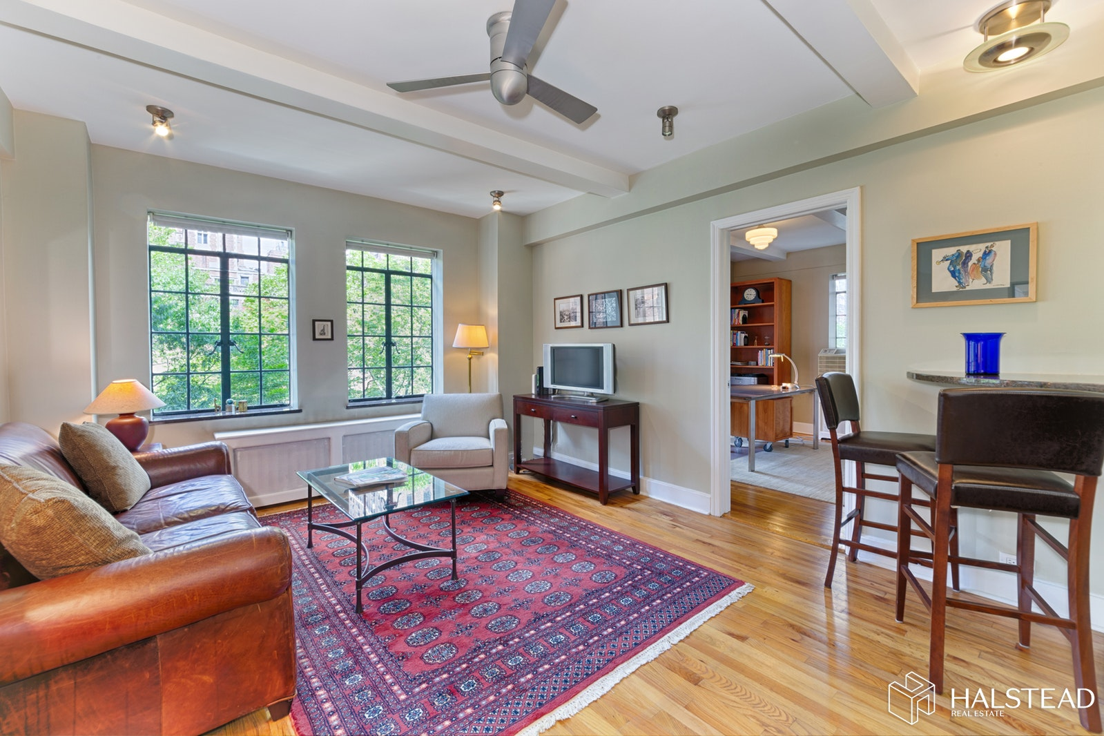 25 Tudor City Place 619, Midtown East, NYC, 10017, $549,000, Sold Property, Halstead Real Estate, Photo 1