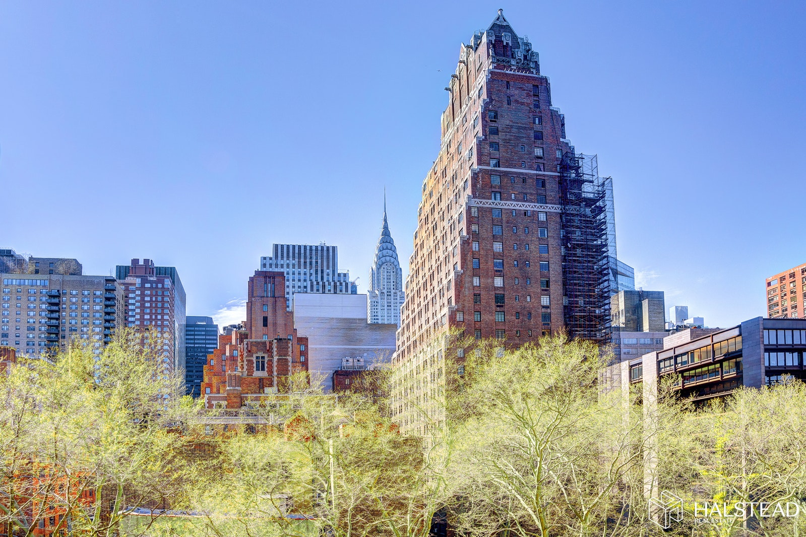 25 Tudor City Place 619, Midtown East, NYC, 10017, $549,000, Sold Property, Halstead Real Estate, Photo 7