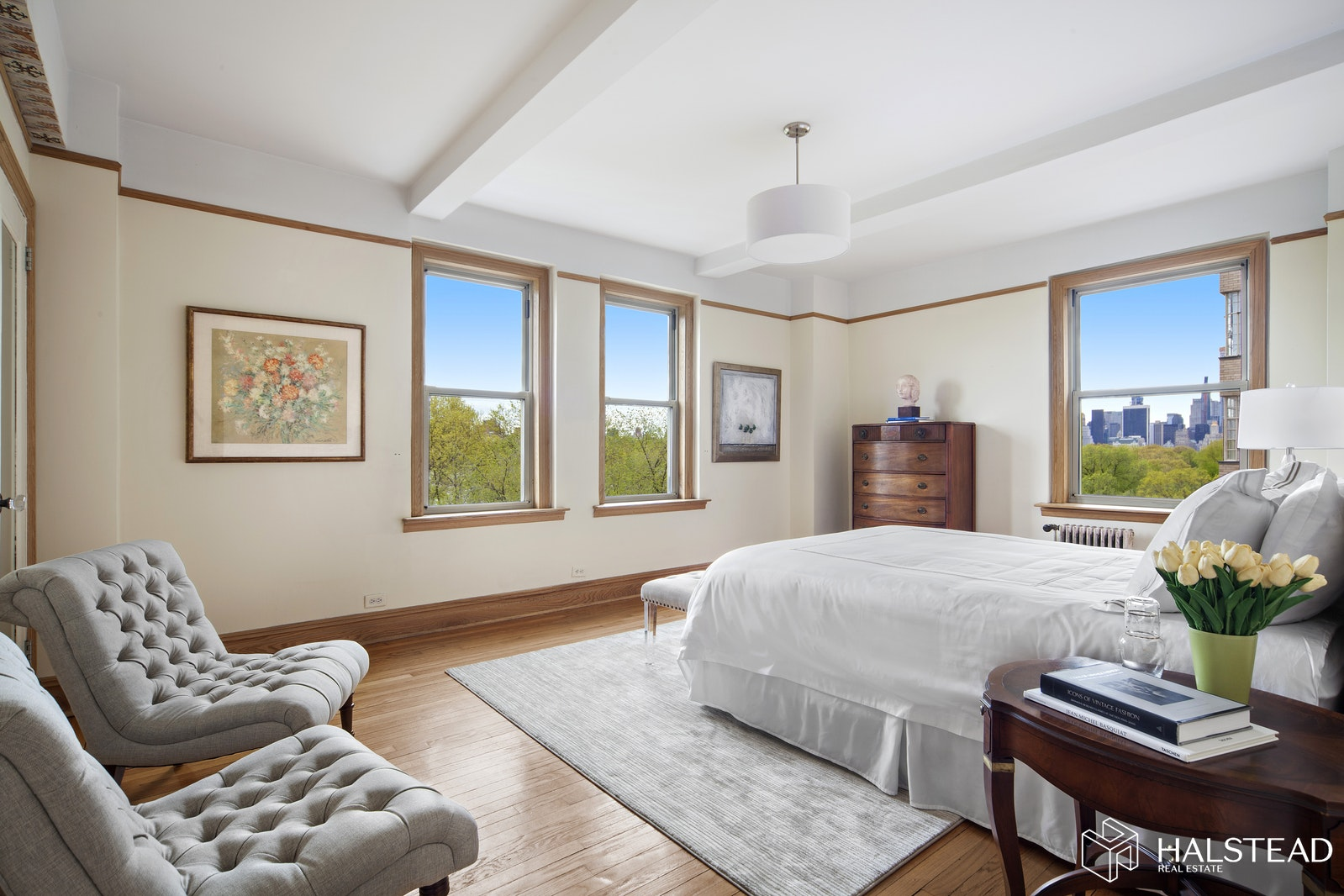 322 Central Park West 8b, Upper West Side, NYC, 10025, $5,995,000, Property For Sale, Halstead Real Estate, Photo 2