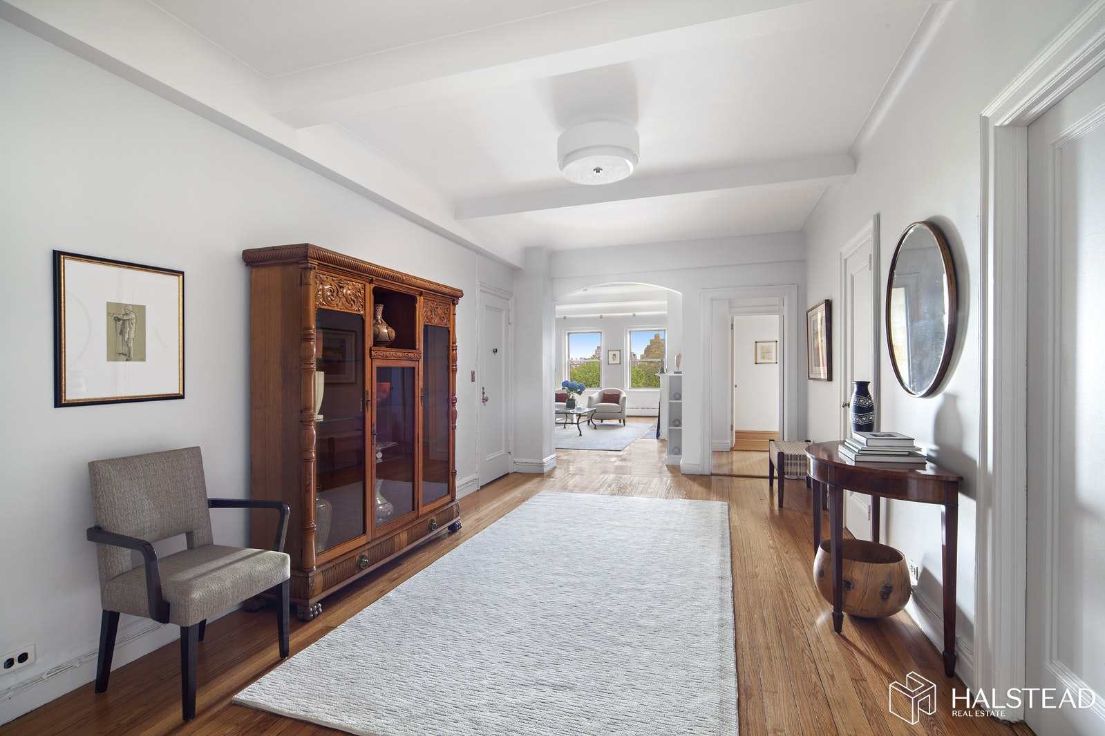322 Central Park West 8b, Upper West Side, NYC, 10025, $5,995,000, Property For Sale, Halstead Real Estate, Photo 4