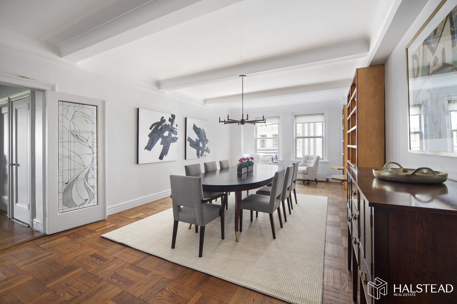 322 Central Park West 8b, Upper West Side, NYC, 10025, $5,995,000, Property For Sale, Halstead Real Estate, Photo 7