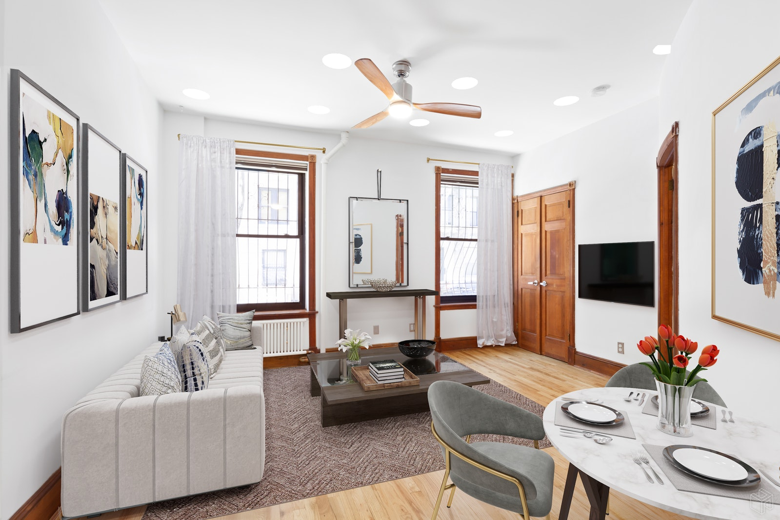 251 Pacific Street 2, Boerum Hill, Brooklyn, NY, 11201, $470,000, Sold Property, Halstead Real Estate, Photo 1