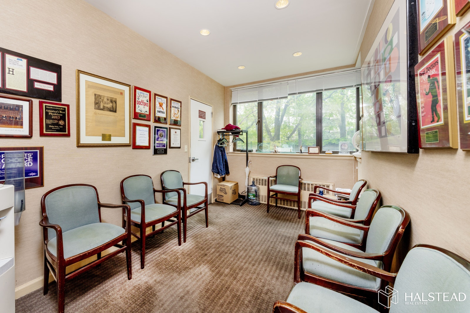 1056 Fifth Avenue Medical, Upper East Side, NYC, 10028, $975,000, Property For Sale, Halstead Real Estate, Photo 2
