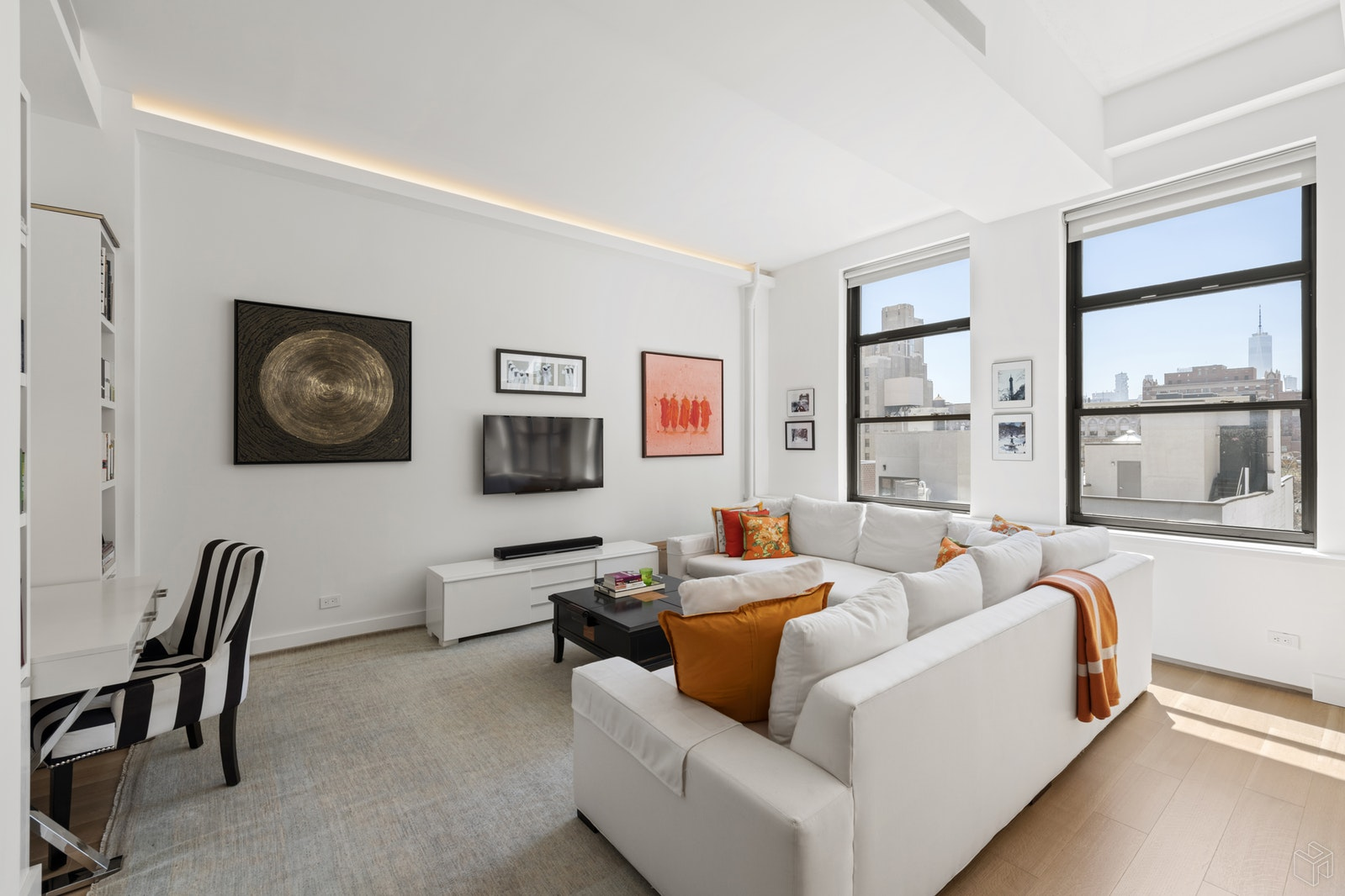 161 West 15th Street 6c, Chelsea, NYC, 10011, $2,290,000, Sold Property, Halstead Real Estate, Photo 2
