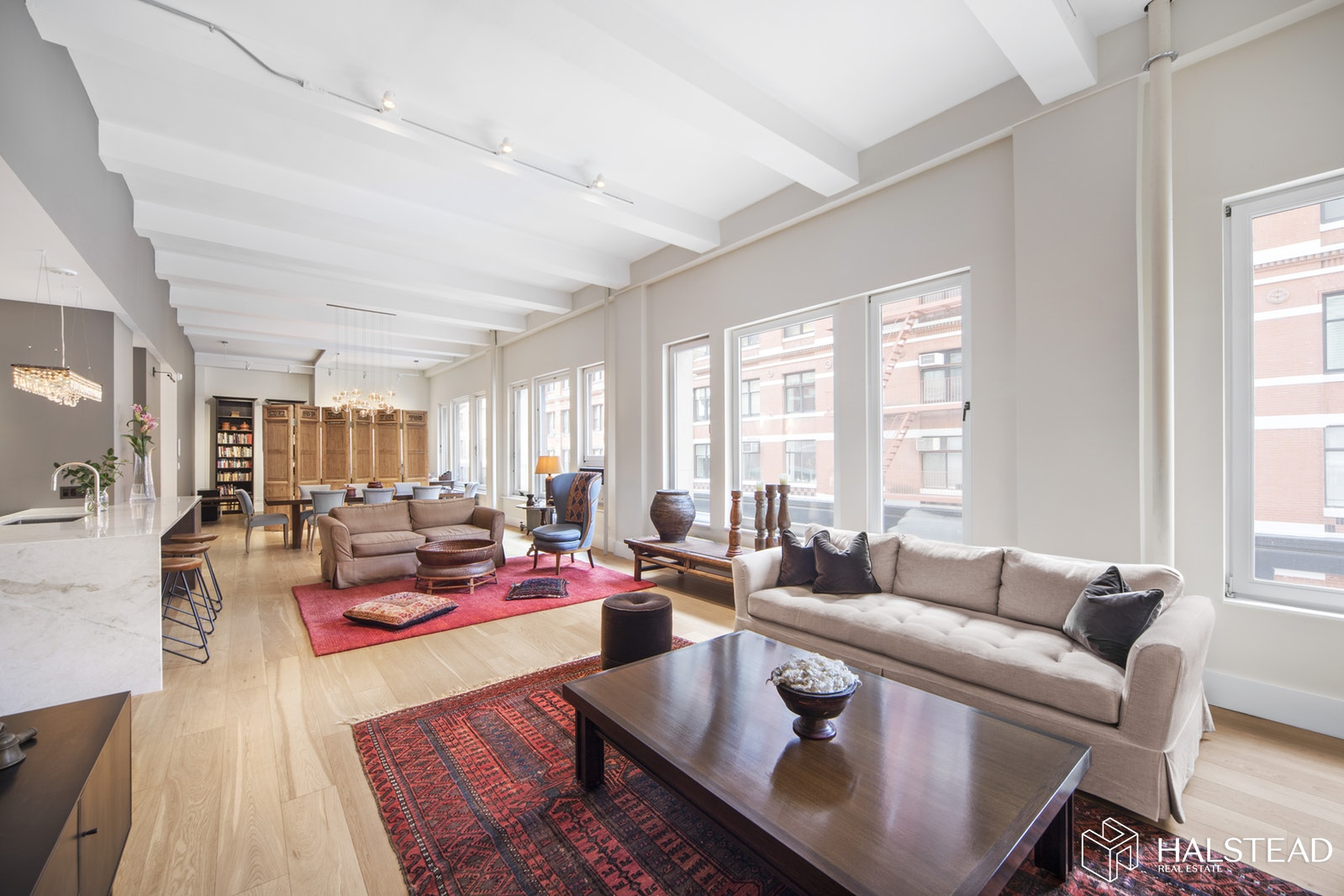 100 Hudson Street, Tribeca, NYC, 10013, $3,795,000, Property For Sale, Halstead Real Estate, Photo 1