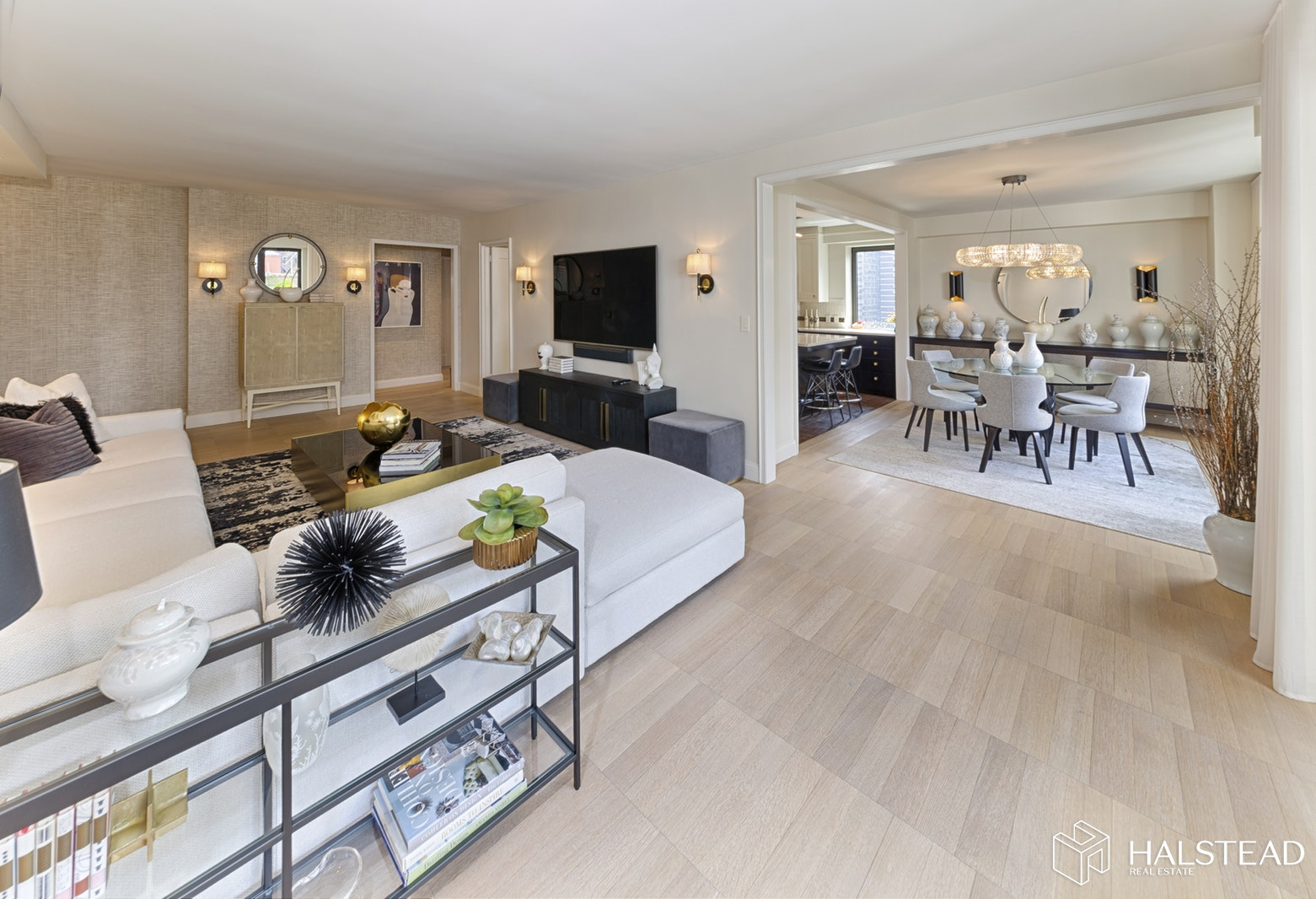 303 East 57th Street 17l, Midtown East, NYC, 10022, $1,395,000, Property For Sale, Halstead Real Estate, Photo 3