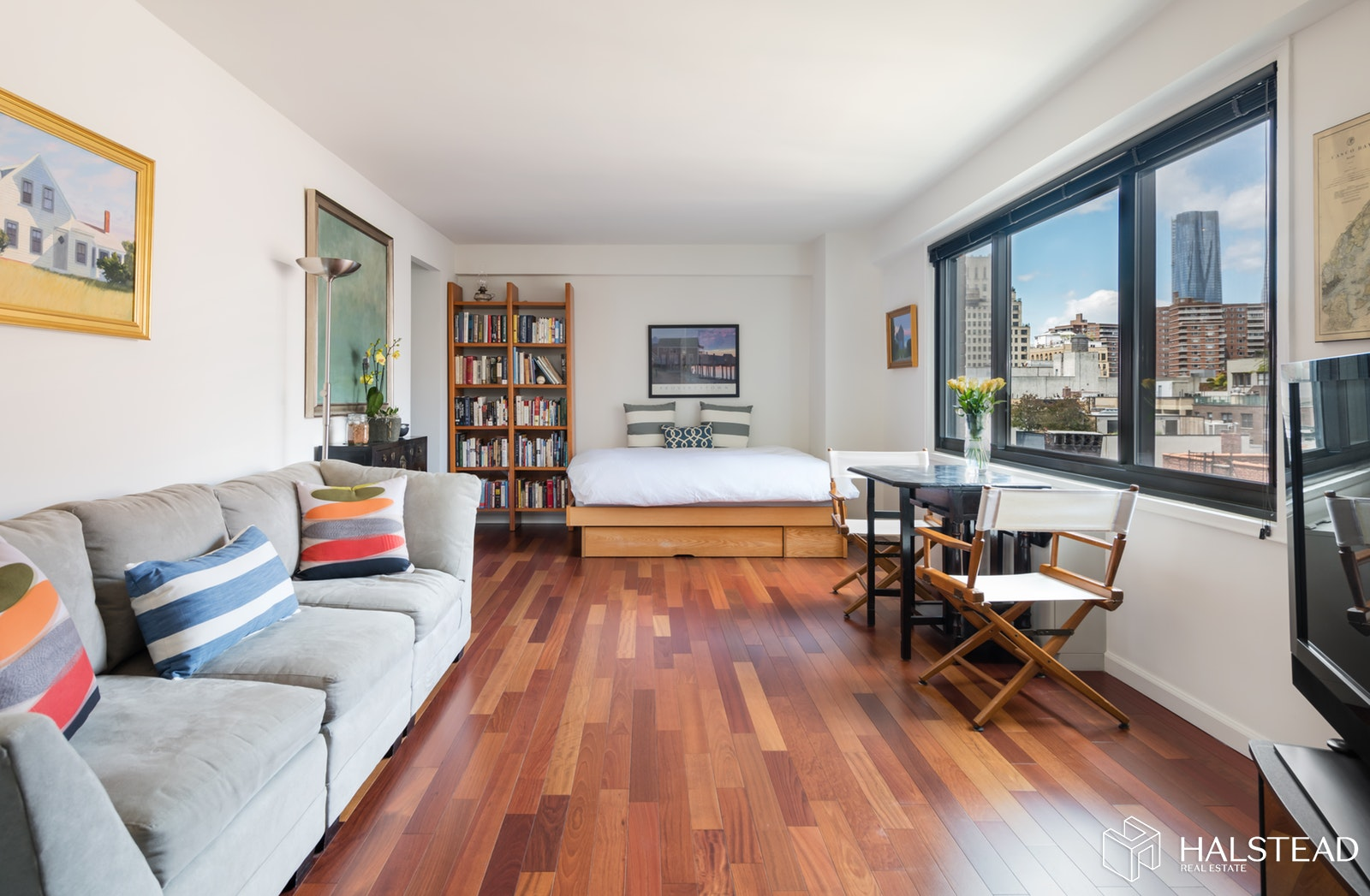 201 West 21st Street 8k, Chelsea, NYC, 10011, $486,000, Sold Property, Halstead Real Estate, Photo 1