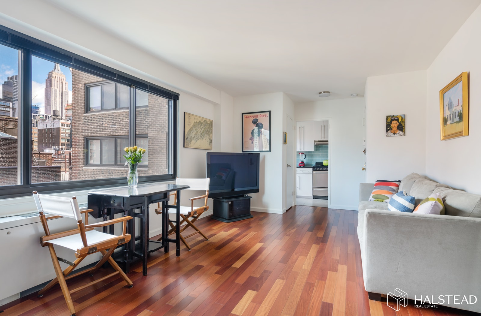 201 West 21st Street 8k, Chelsea, NYC, 10011, $486,000, Sold Property, Halstead Real Estate, Photo 2