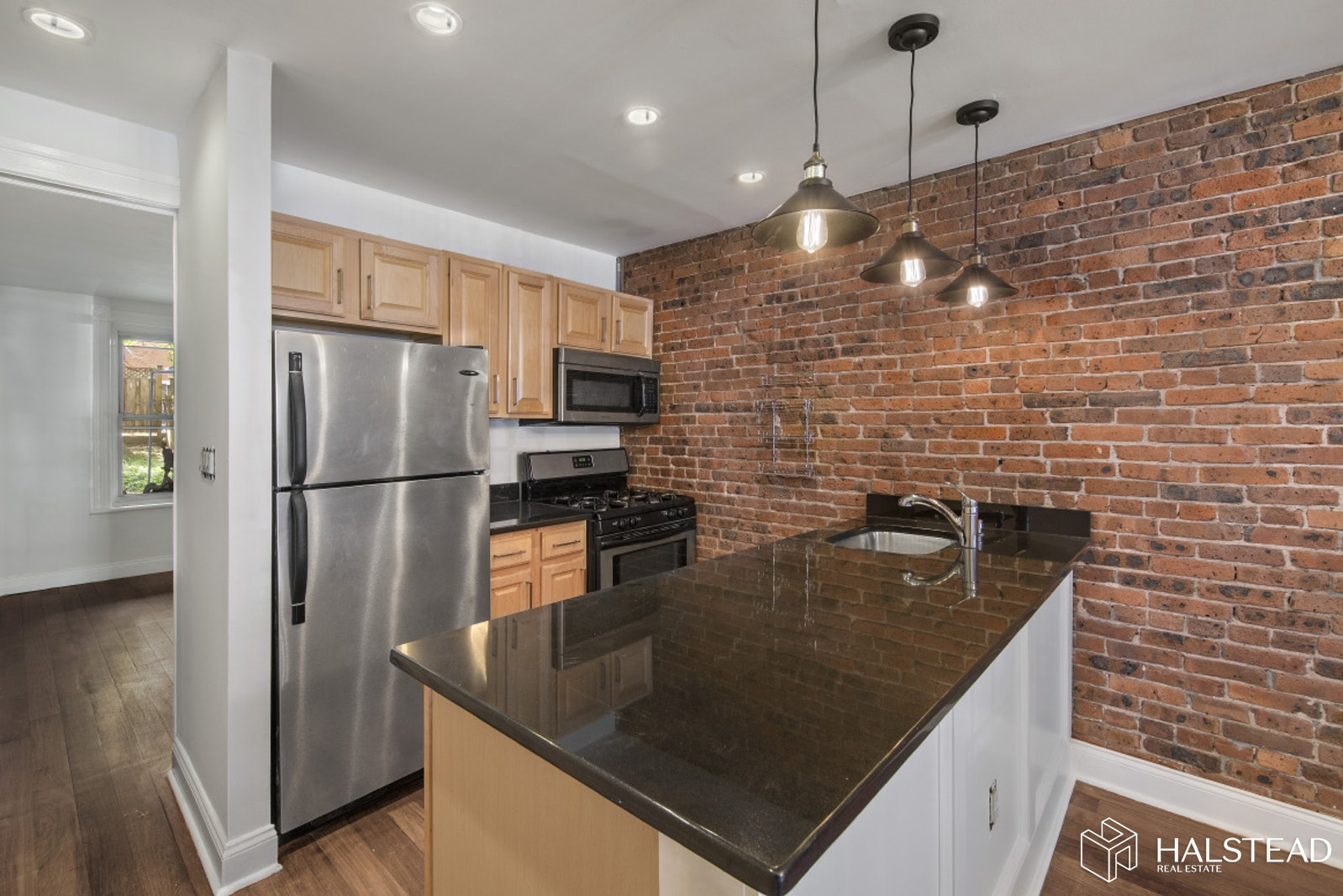 396 10th Street Garden, Park Slope, Brooklyn, NY, 11215, Price Not Disclosed, Rented Property, Halstead Real Estate, Photo 3