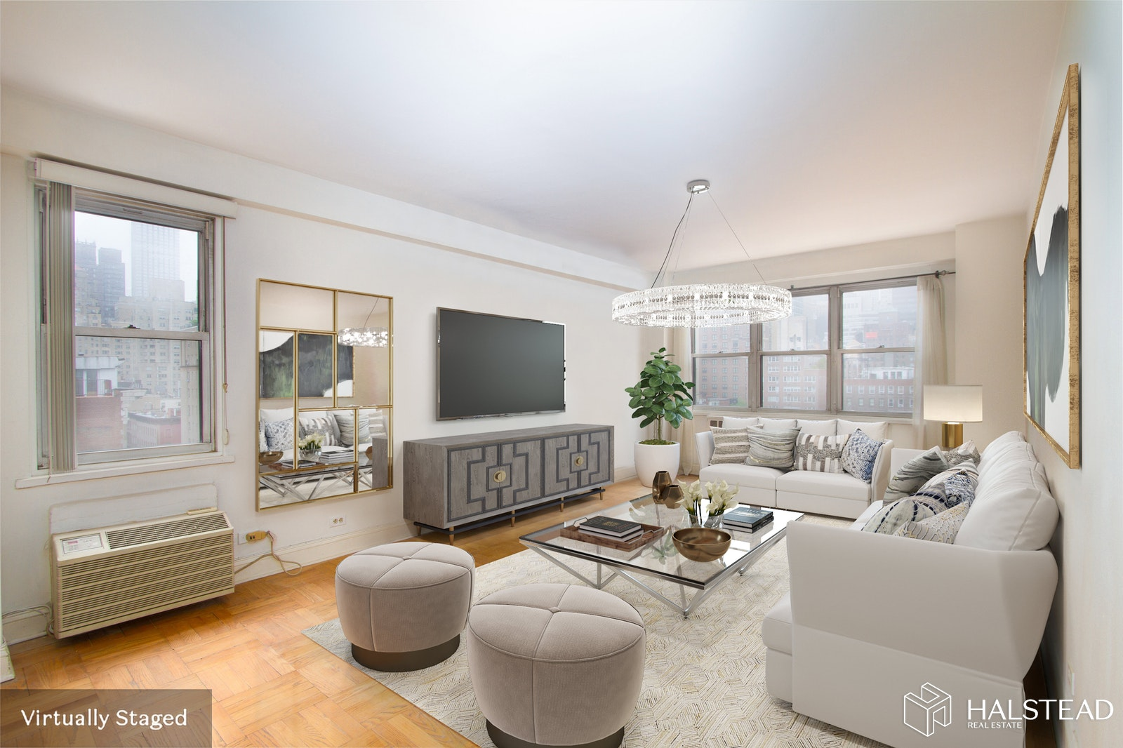 166 East 35th Street 14b, Midtown East, NYC, 10016, $599,000, Property For Sale, Halstead Real Estate, Photo 1