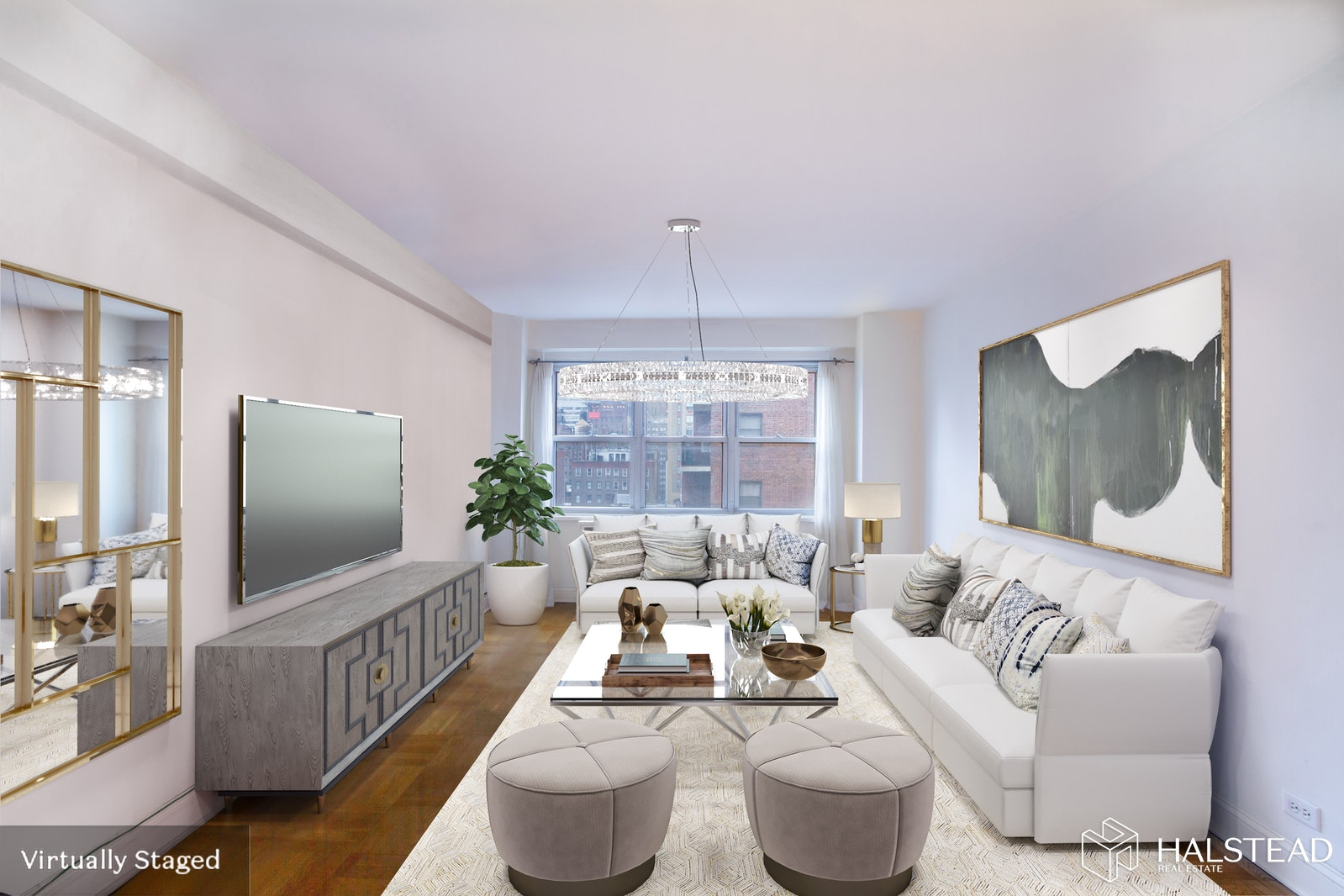 166 East 35th Street 14b, Midtown East, NYC, 10016, $599,000, Property For Sale, Halstead Real Estate, Photo 3
