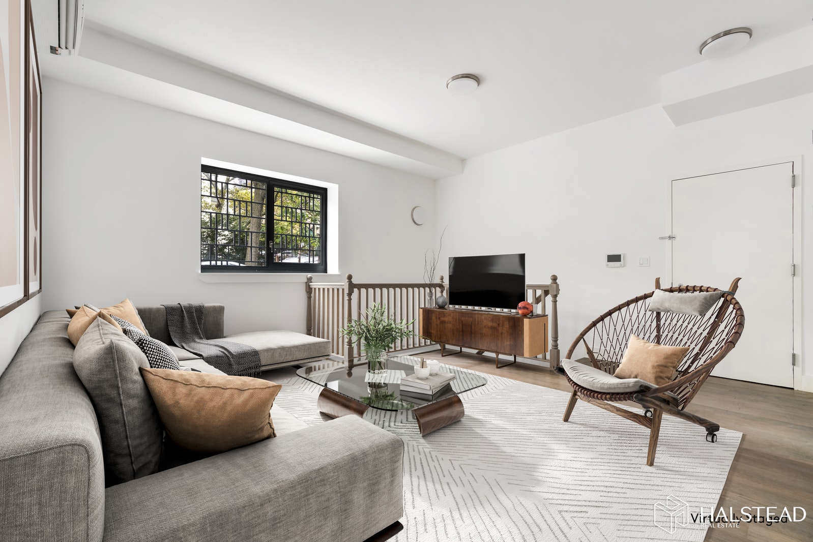 52 Convent Avenue Garden A, Upper Manhattan, NYC, 10027, $995,000, Property For Sale, Halstead Real Estate, Photo 1