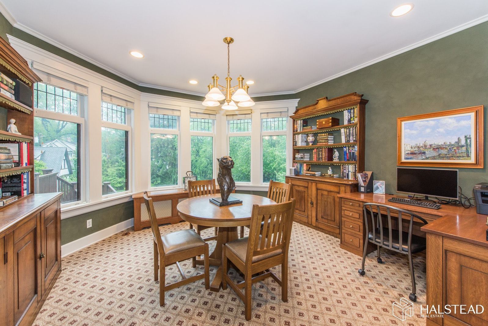 209 South Mountain Avenue, Montclair, New Jersey, 07042, $2,199,000, Property For Sale, Halstead Real Estate, Photo 11