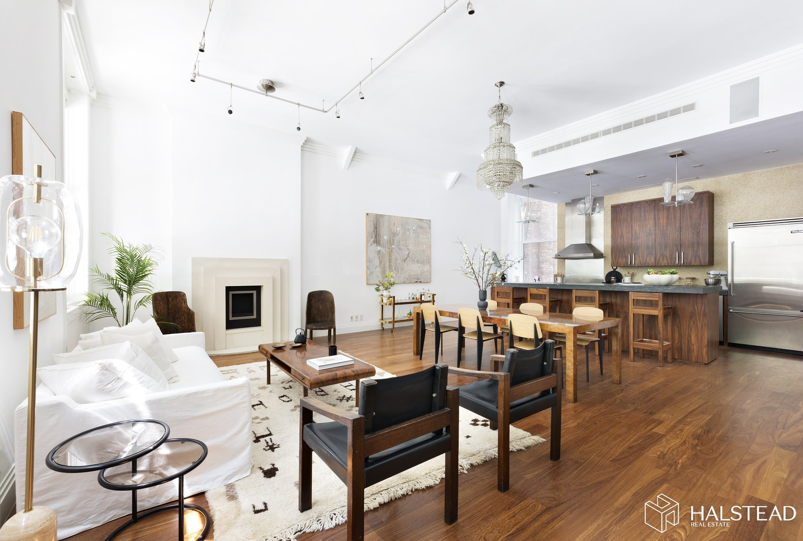 31 West 12th Street 1w, Greenwich Village, NYC, 10011, $2,750,000, Property For Sale, Halstead Real Estate, Photo 1
