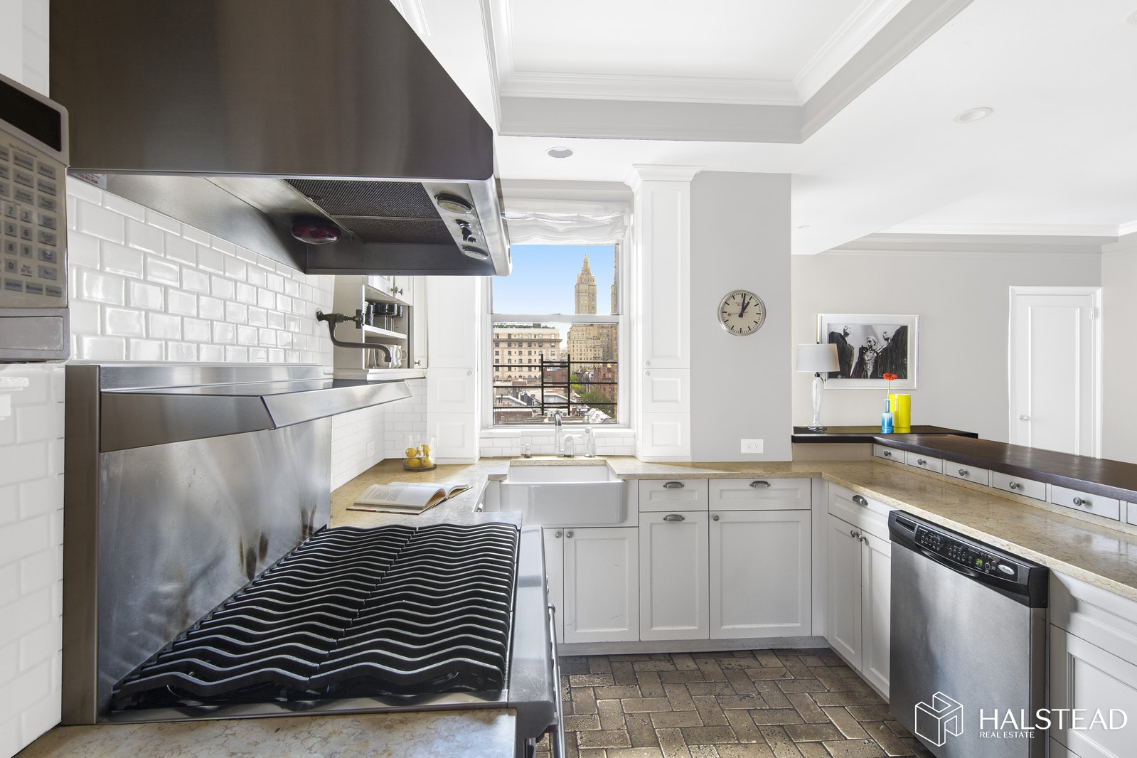 161 West 75th Street 9D, Upper West Side, NYC, $2,450,000, Web #: 19626636