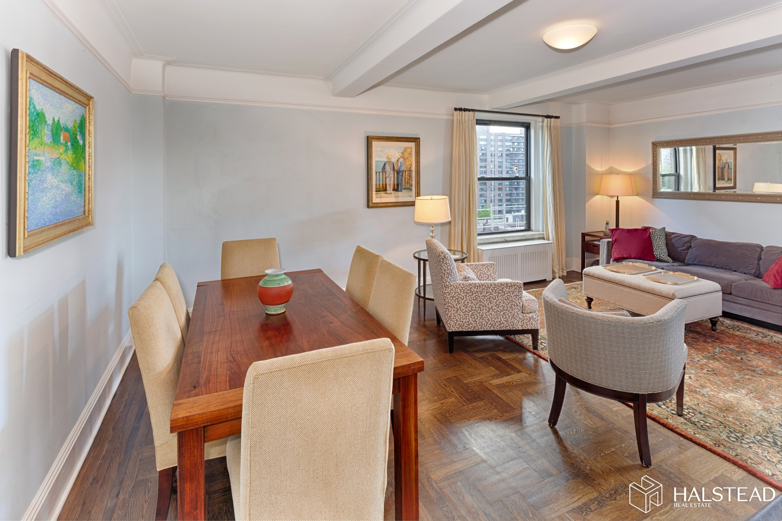 415 Central Park West 12b, Upper West Side, NYC, 10025, $1,375,000, Sold Property, Halstead Real Estate, Photo 2