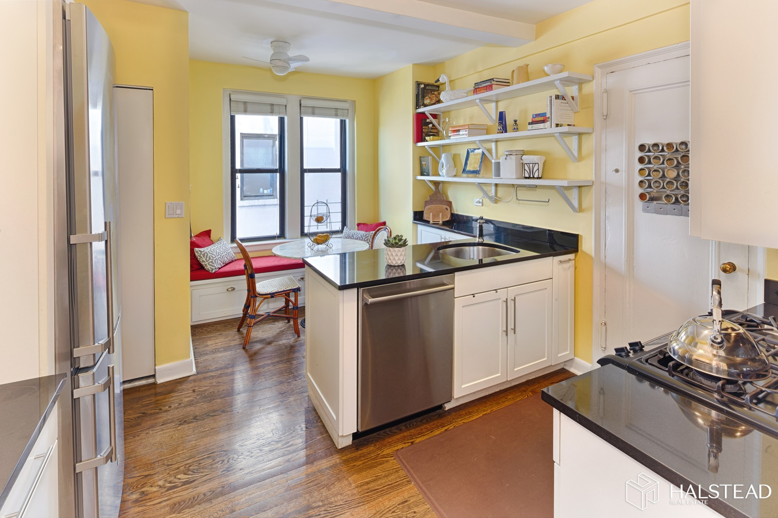415 Central Park West 12b, Upper West Side, NYC, 10025, $1,395,000, Property For Sale, Halstead Real Estate, Photo 3