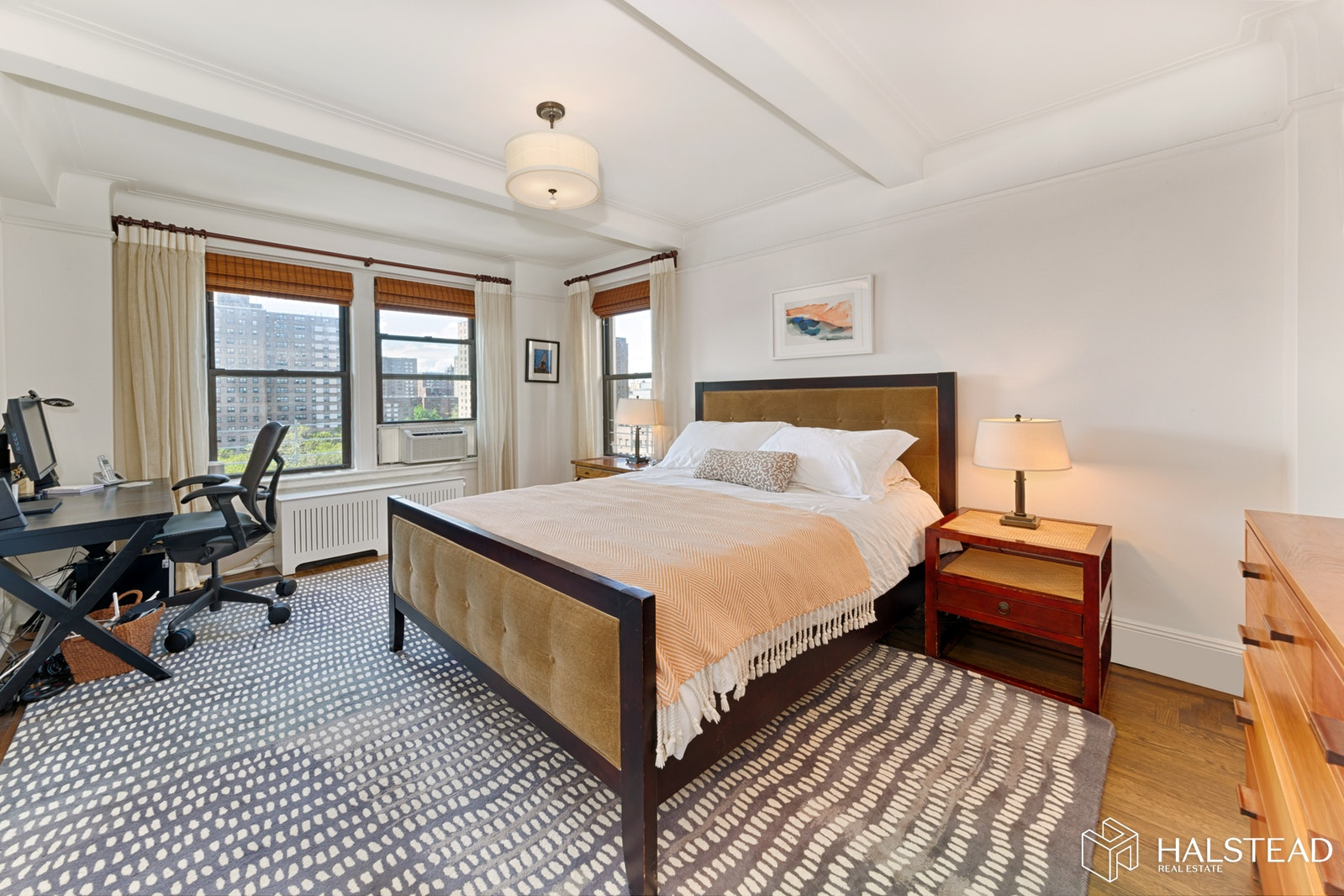 415 Central Park West 12b, Upper West Side, NYC, 10025, $1,395,000, Property For Sale, Halstead Real Estate, Photo 4