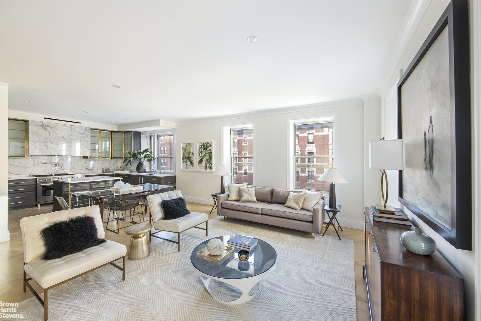 498 West End Avenue 8a, Upper West Side, NYC, 10024, $3,995,000, Property For Sale, Halstead Real Estate, Photo 2