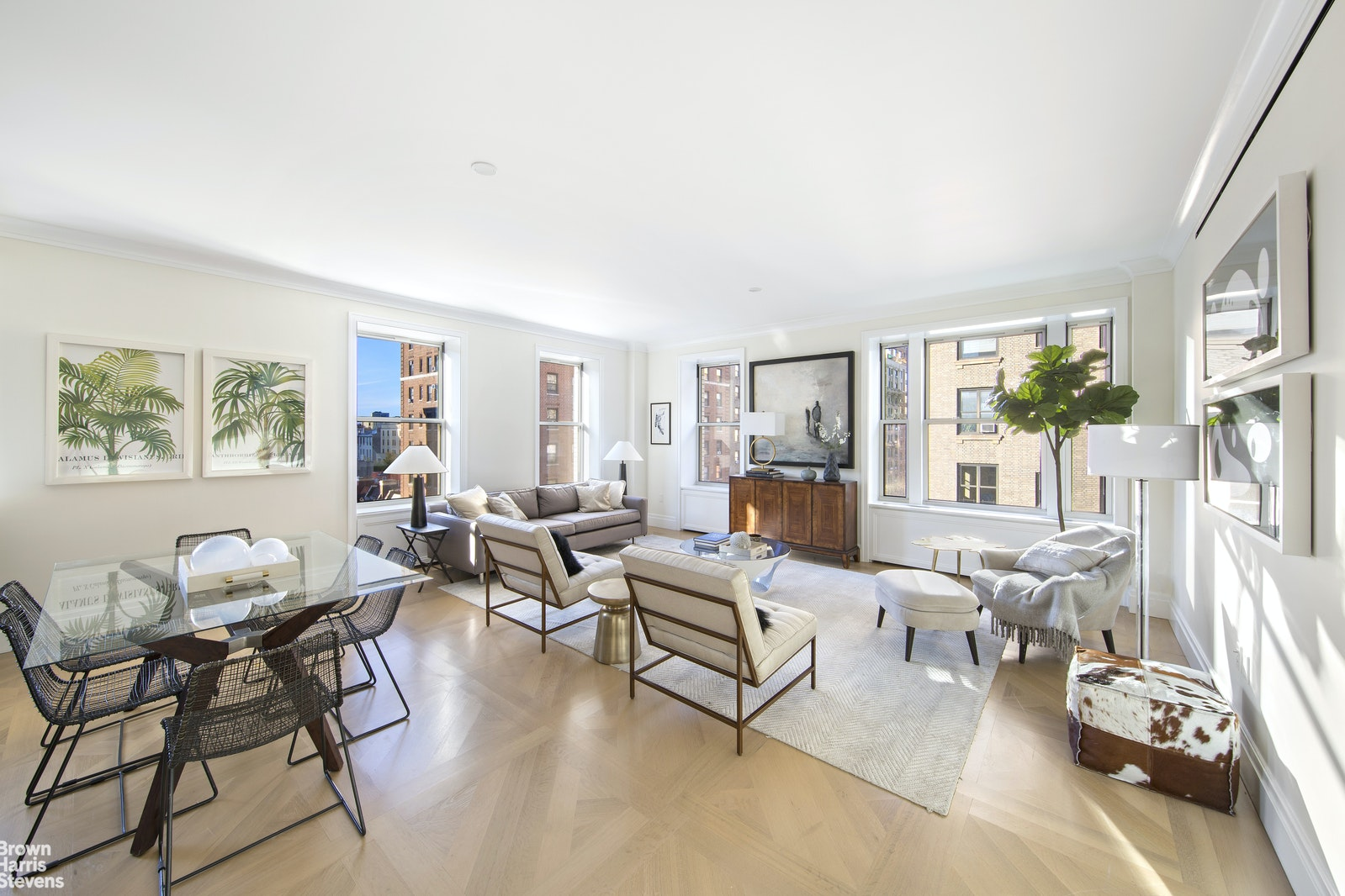 498 West End Avenue 8a, Upper West Side, NYC, 10024, $3,995,000, Property For Sale, Halstead Real Estate, Photo 4