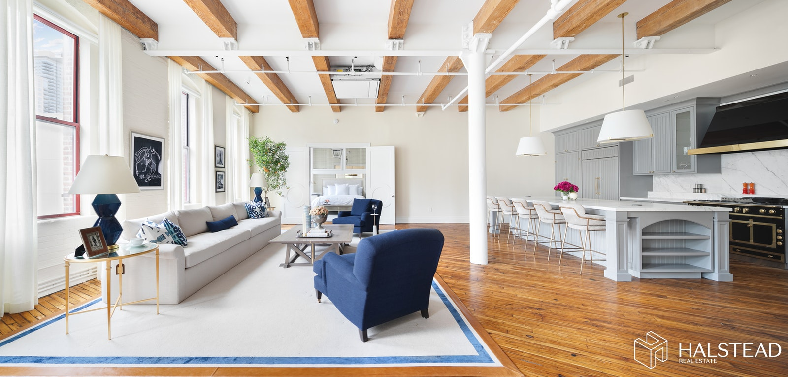 85 -101 North 3rd St 302/3, Williamsburg, Brooklyn, NY, 11211, $5,995,000, Property For Sale, Halstead Real Estate, Photo 1