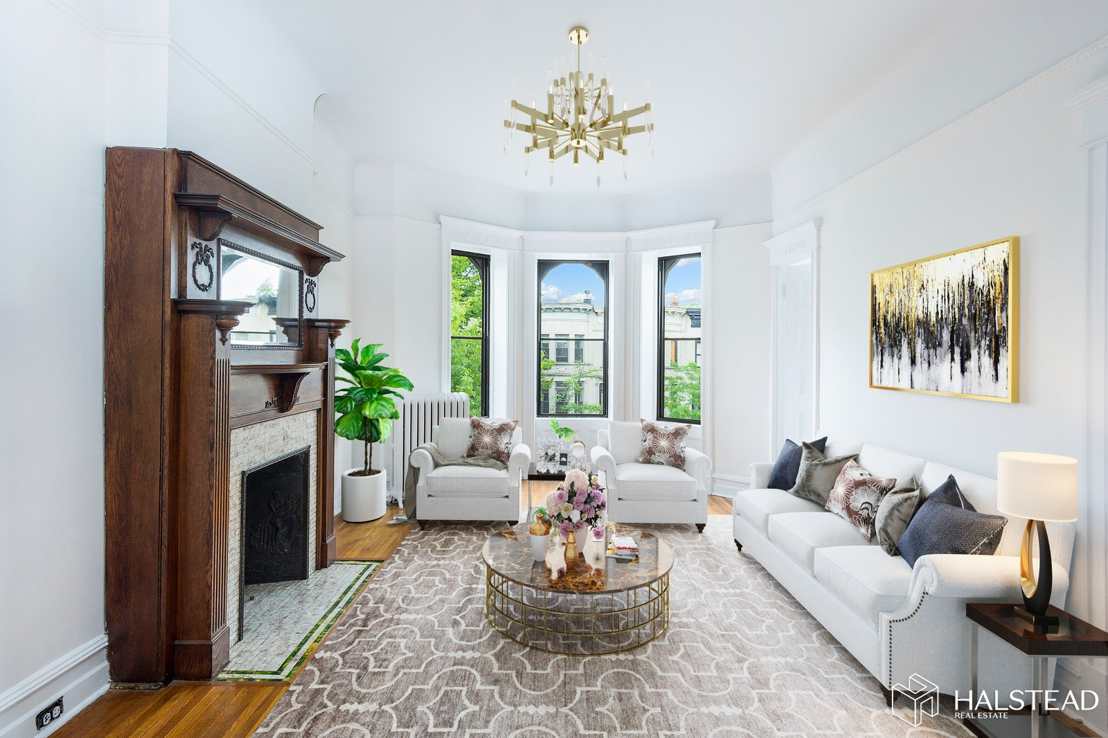 561 9th Street, Park Slope, Brooklyn, NY, 11215, $2,950,000, Property For Sale, Halstead Real Estate, Photo 2