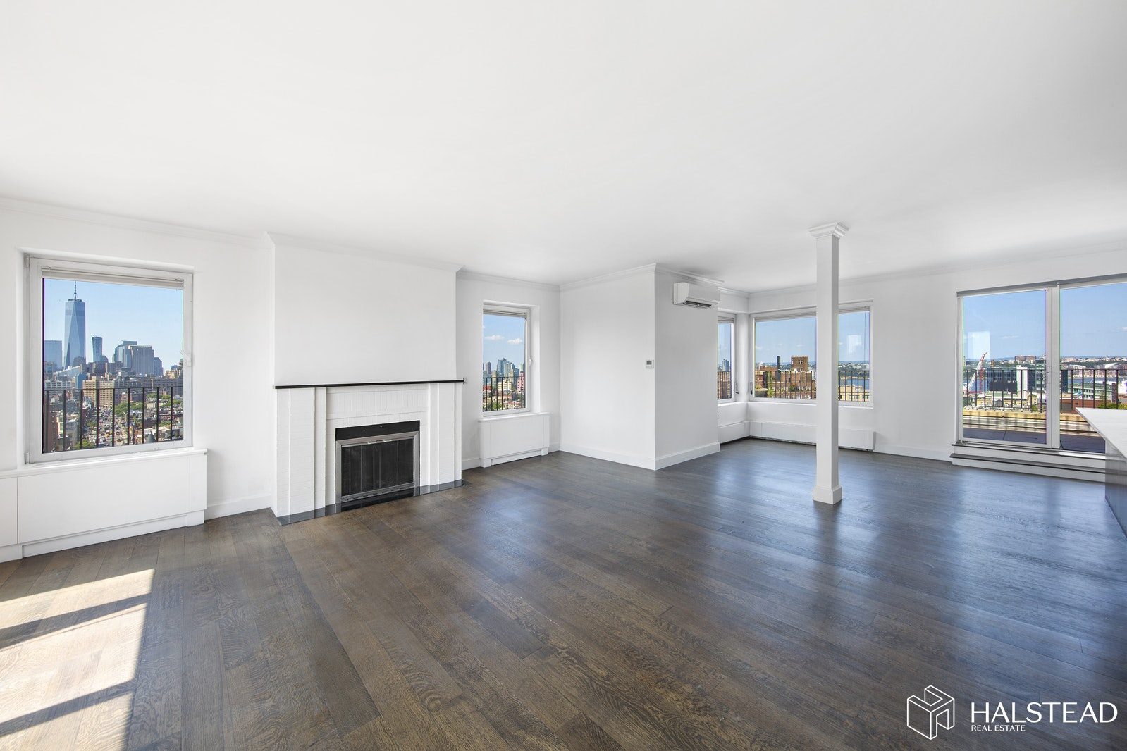 56 Seventh Avenue Ph, West Village, NYC, 10011, Price Not Disclosed, Rented Property, Halstead Real Estate, Photo 3