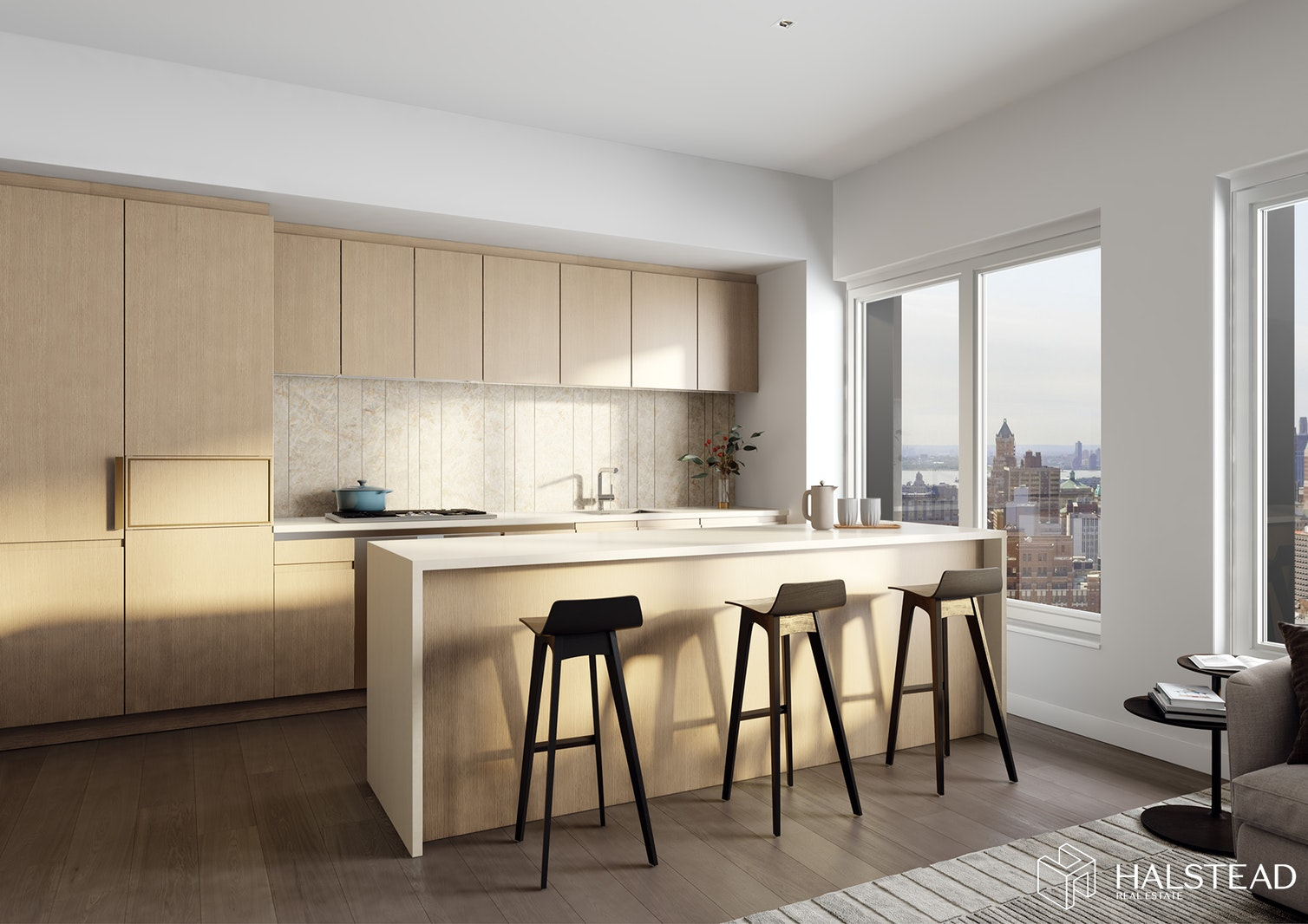 10 Nevins Street 7m, Downtown Brooklyn, Brooklyn, NY, 11217, $585,000, Sold Property, Halstead Real Estate, Photo 2