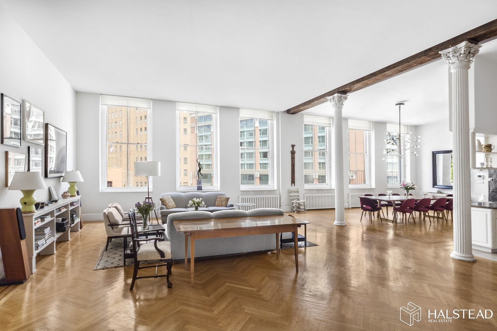 17 White Street, Tribeca, NYC, 10013, $6,995,000, Property For Sale, Halstead Real Estate, Photo 1