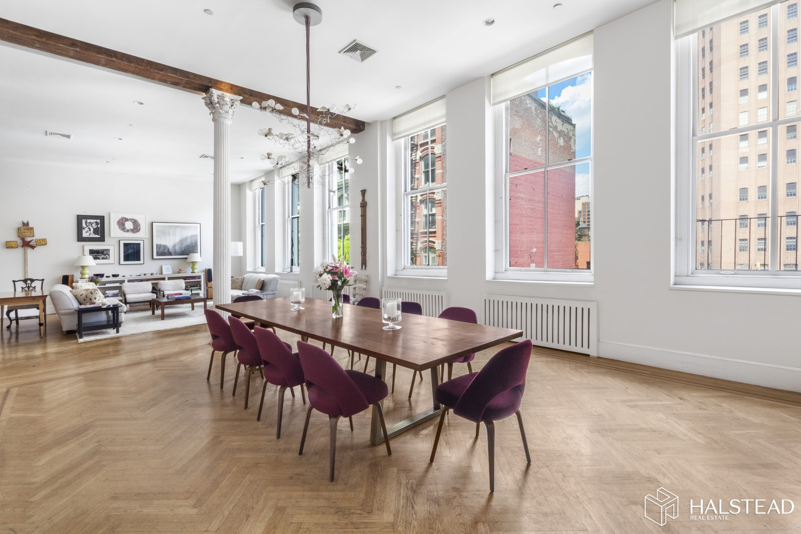 17 White Street, Tribeca, NYC, 10013, $6,995,000, Property For Sale, Halstead Real Estate, Photo 3