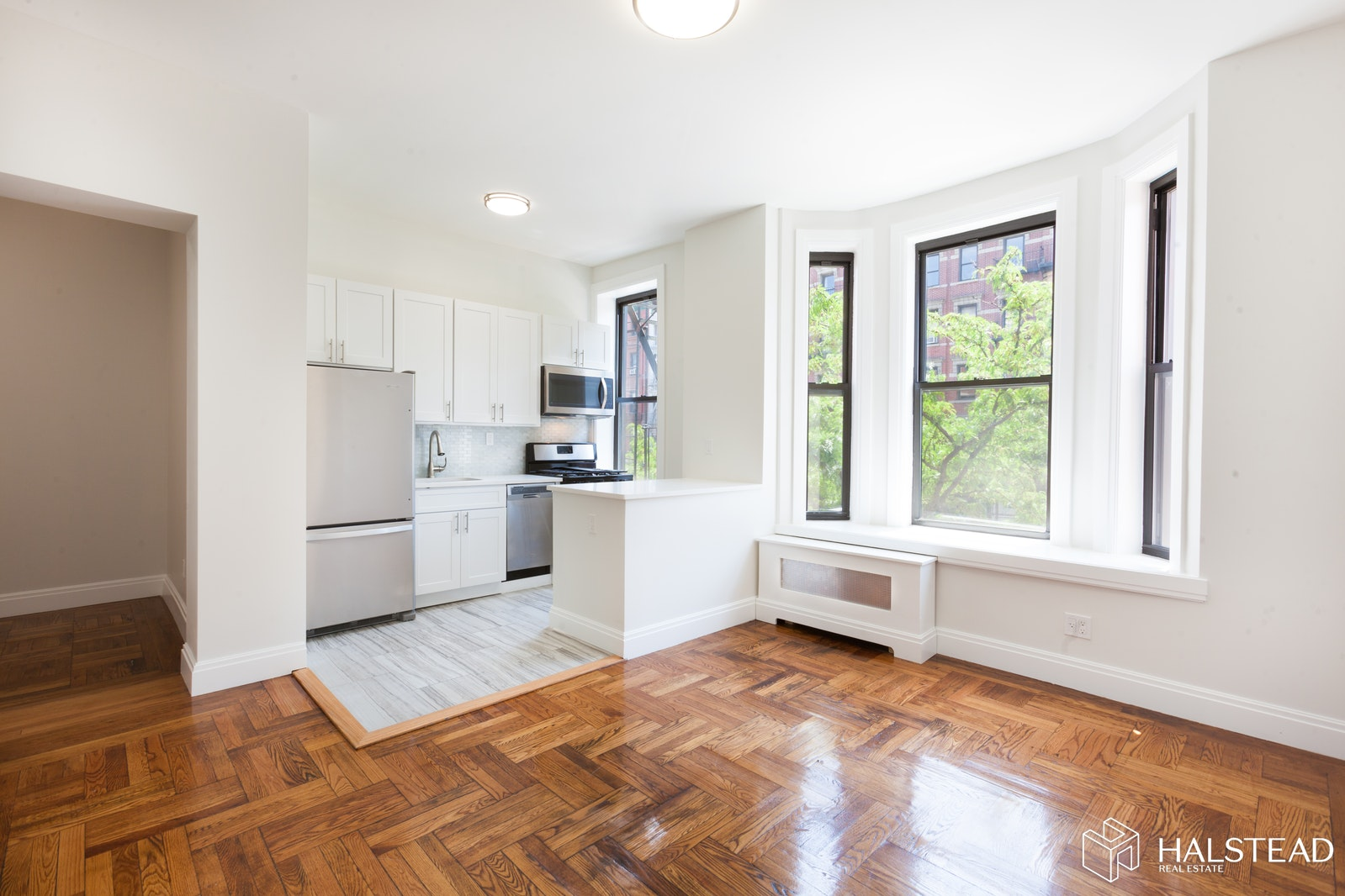 17 West 125th Street 4i, Upper Manhattan, NYC, 10027, $2,700, Rented Property, Halstead Real Estate, Photo 2