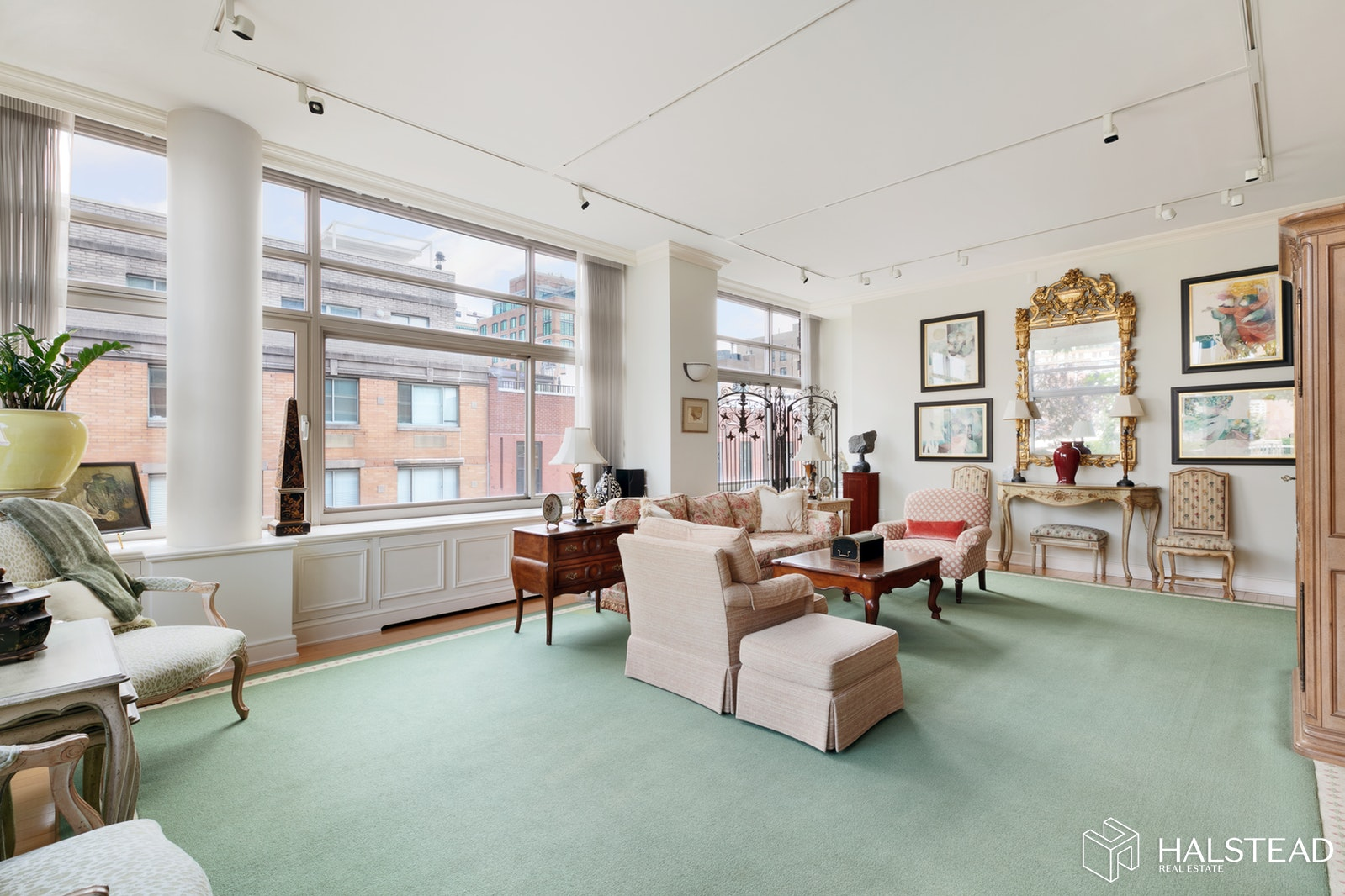 99 Jane Street 7c, West Village, NYC, 10014, $6,995,000, Property For Sale, Halstead Real Estate, Photo 7