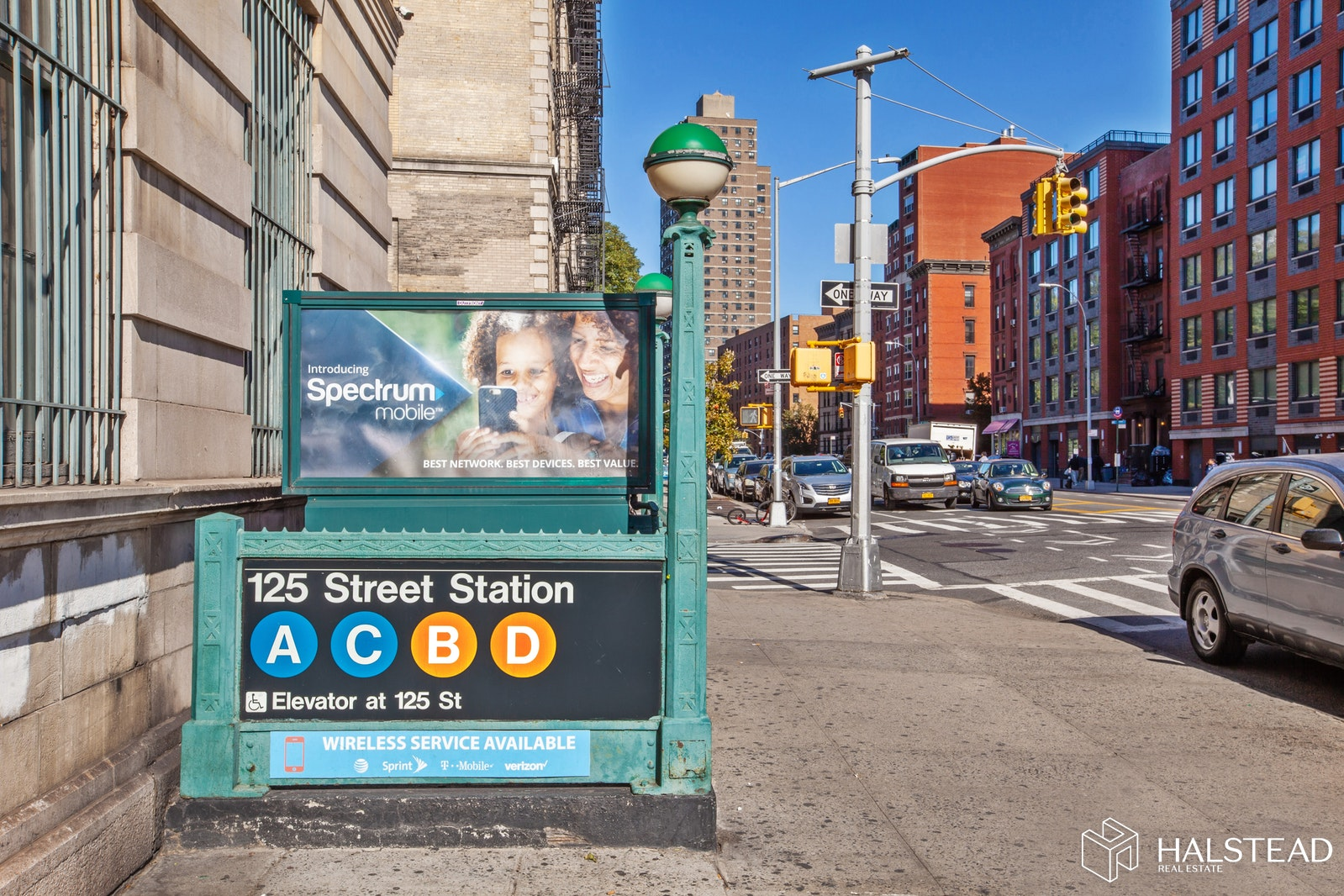 129 And St Nicholas Nyc Subway Map.359 West 126th Street 4d