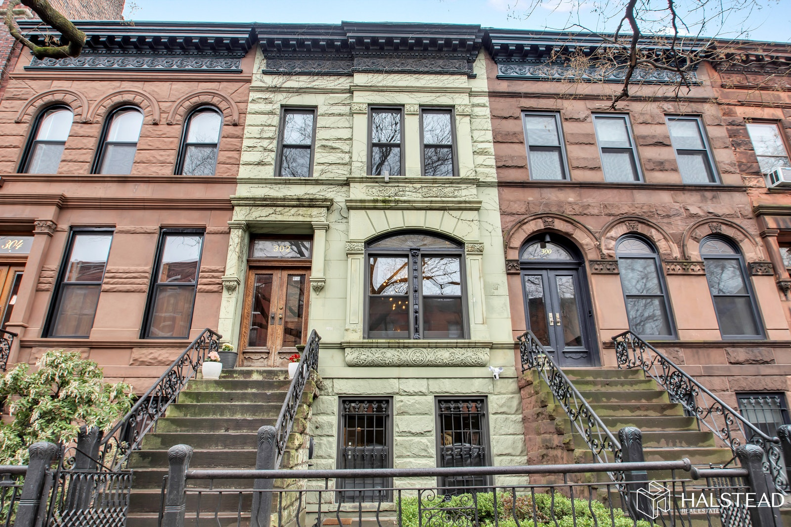 302 Prospect Place 1, Prospect Heights, Brooklyn, NY, 11238, $2,950, Rented Property, Halstead Real Estate, Photo 1